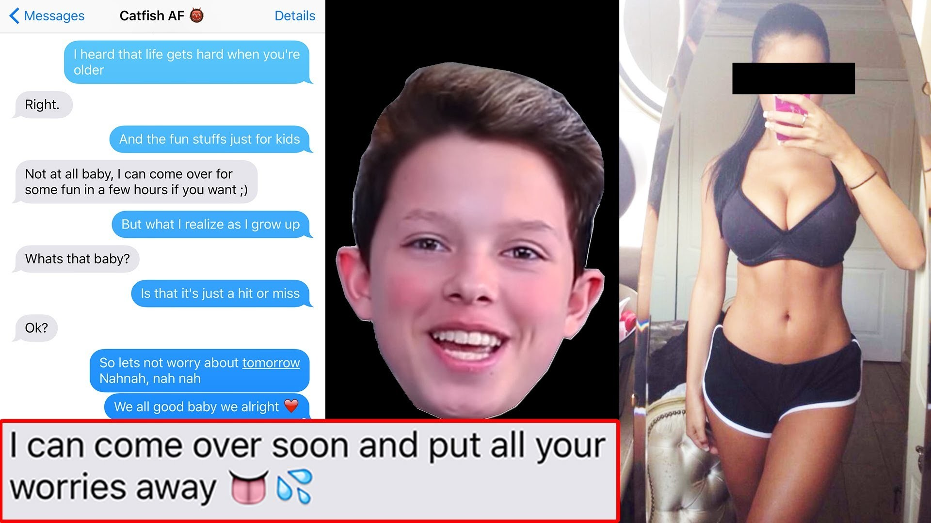 "1920x1080 Pranking a HOOKER with Jacob Sartorius ""Hit or Miss"" Lyrics!!!"