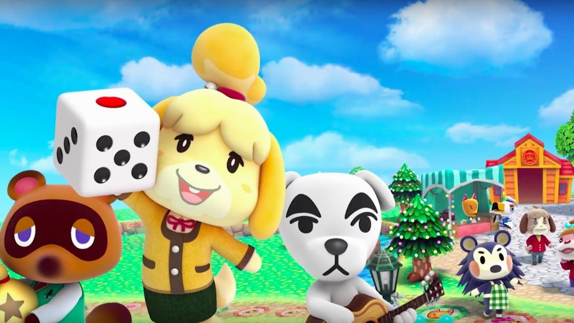 Animal Crossing HD Wallpaper (82+ images)