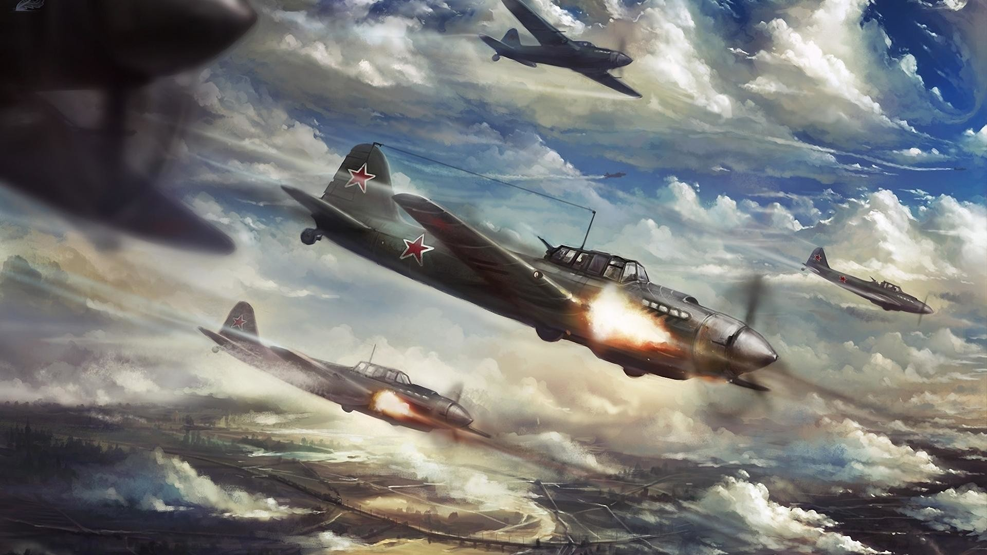 Hd ww2 plane wallpapers 74 images - World war 2 desktop wallpaper ...