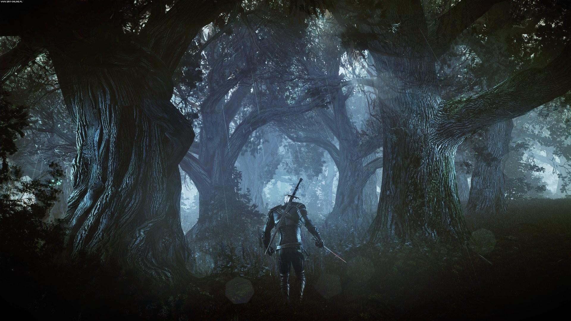 1920x1080 Video Game - The Witcher 3: Wild Hunt Video Game Dark Geralt of Rivia Wallpaper