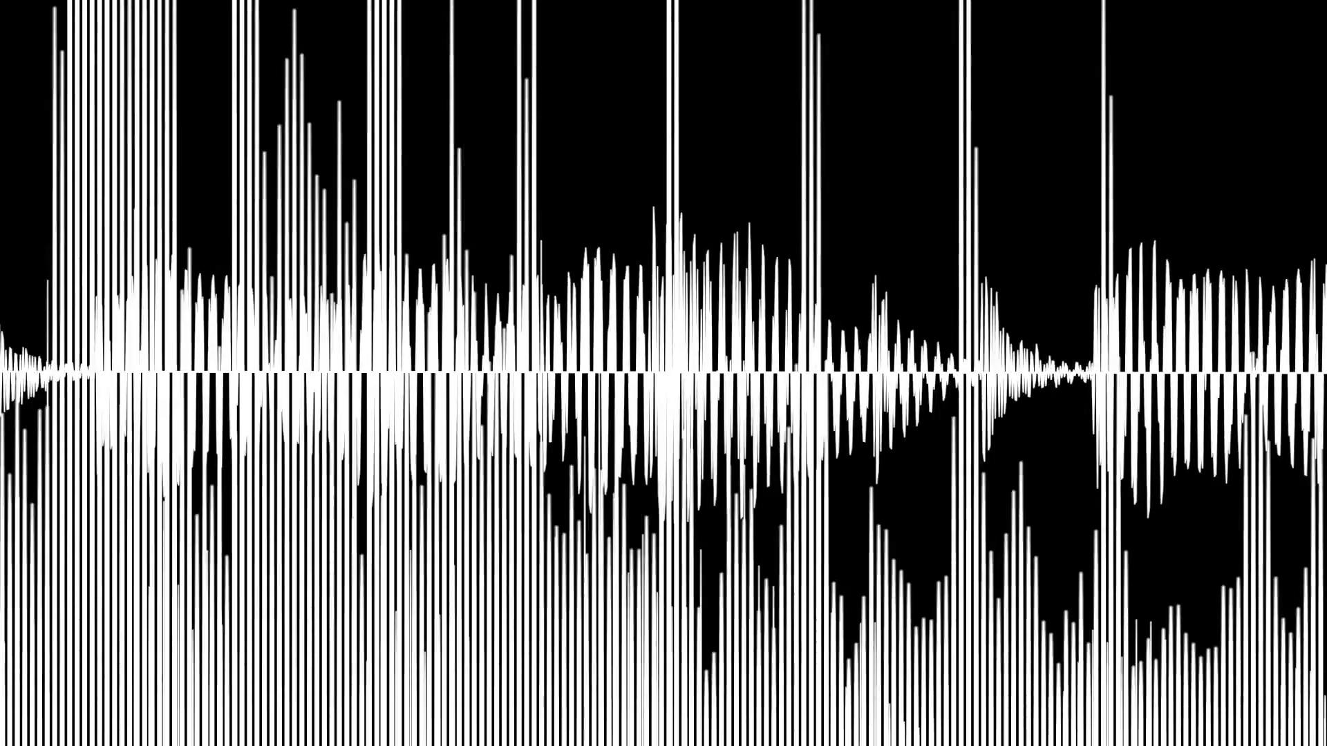 1920x1200 Sound Waves Live Wallpaper