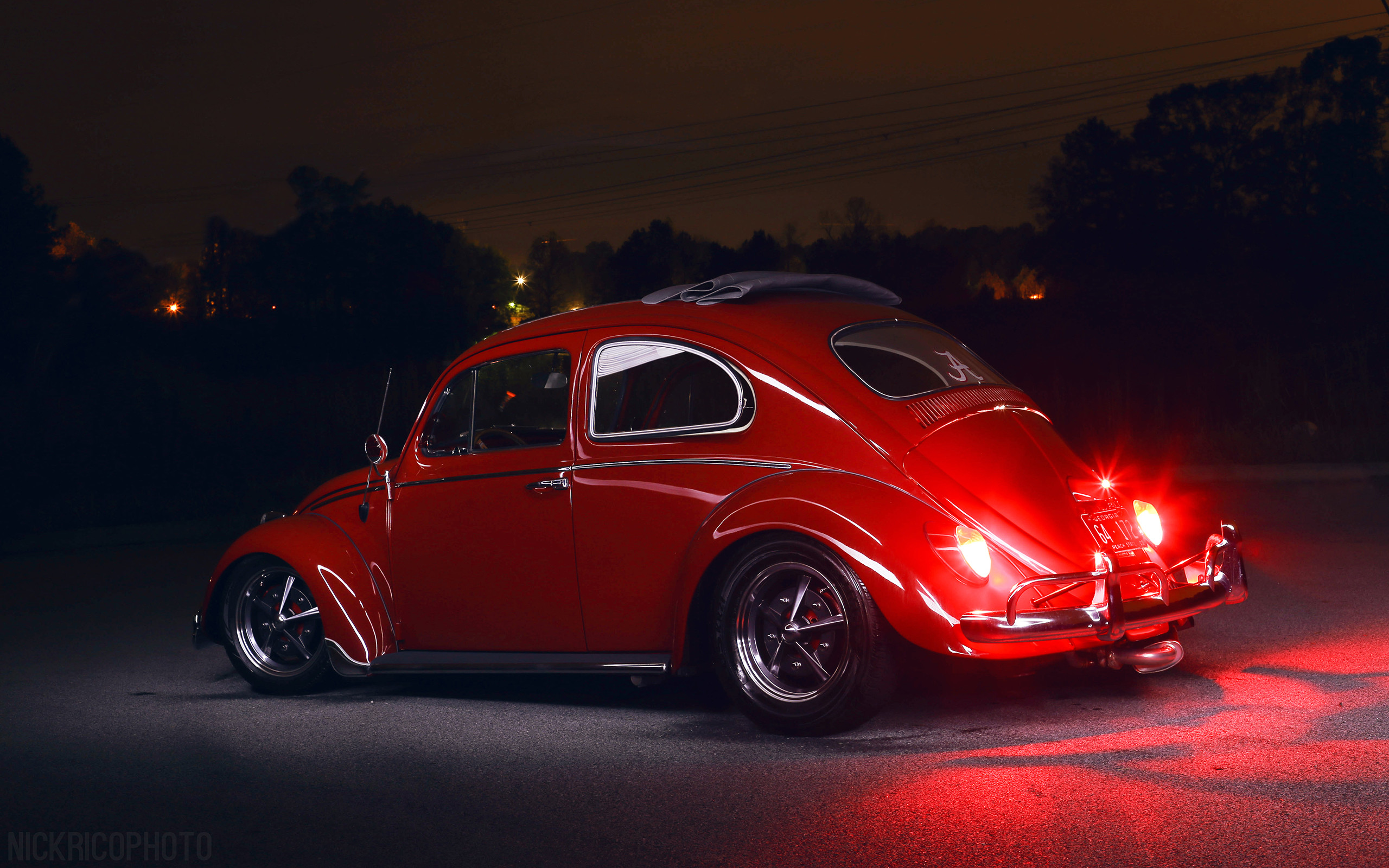 2560x1600 Volkswagen Bug beetle tuning lowrider g wallpaper background