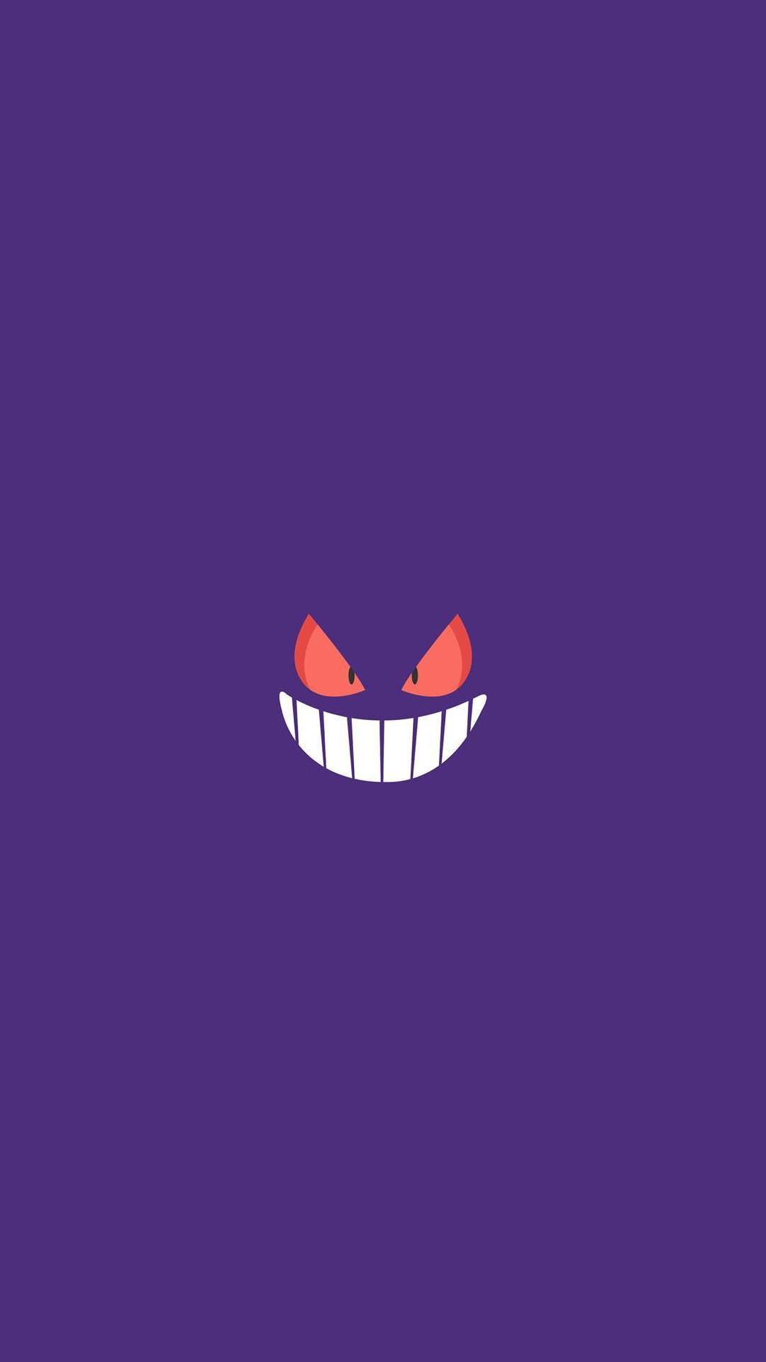 1080x1920 Gengar Pokemon Character IPhone 6 HD Wallpaper