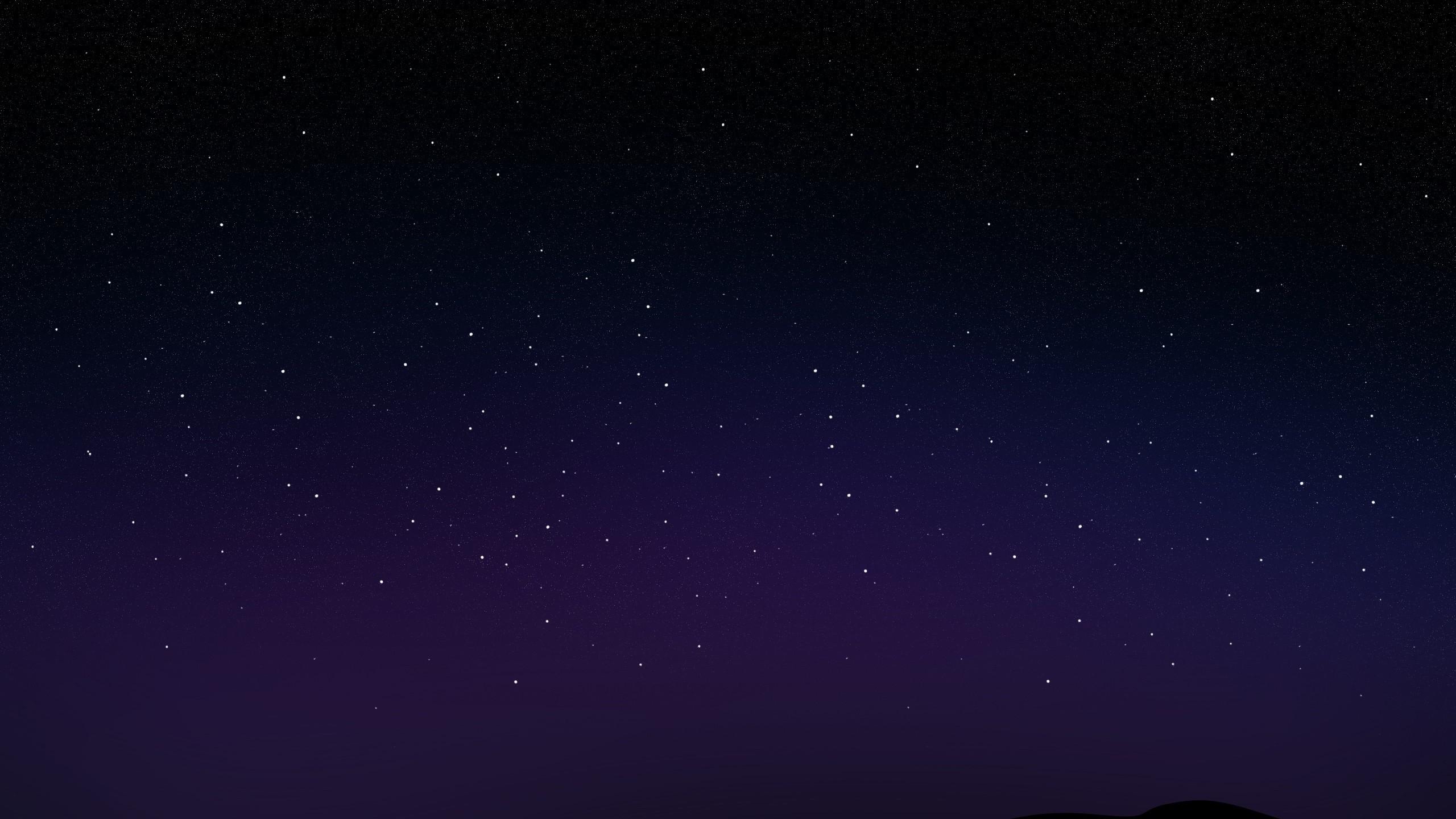 Xiaomi Wallpaper Blue Black: HD Wallpaper Night Sky (70+ Images