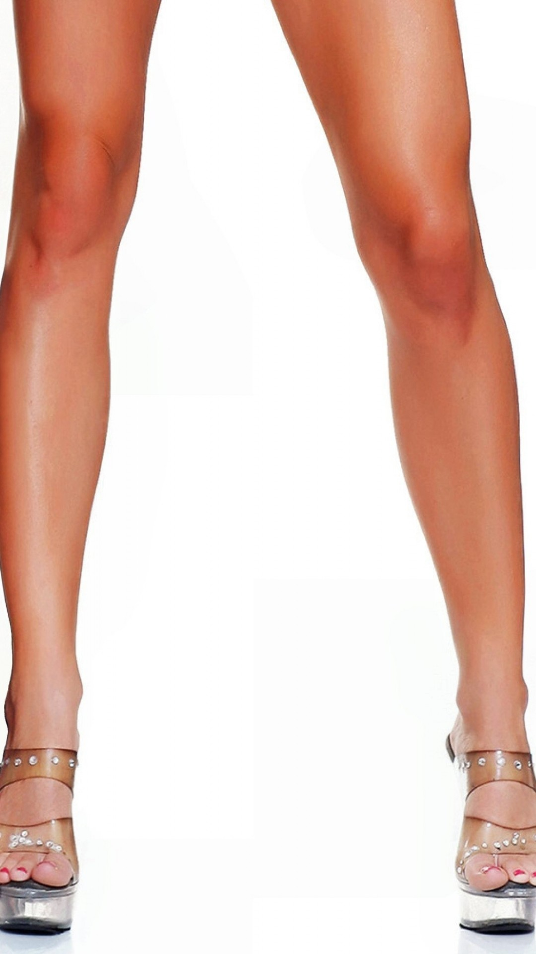 how to get beautiful legs at home