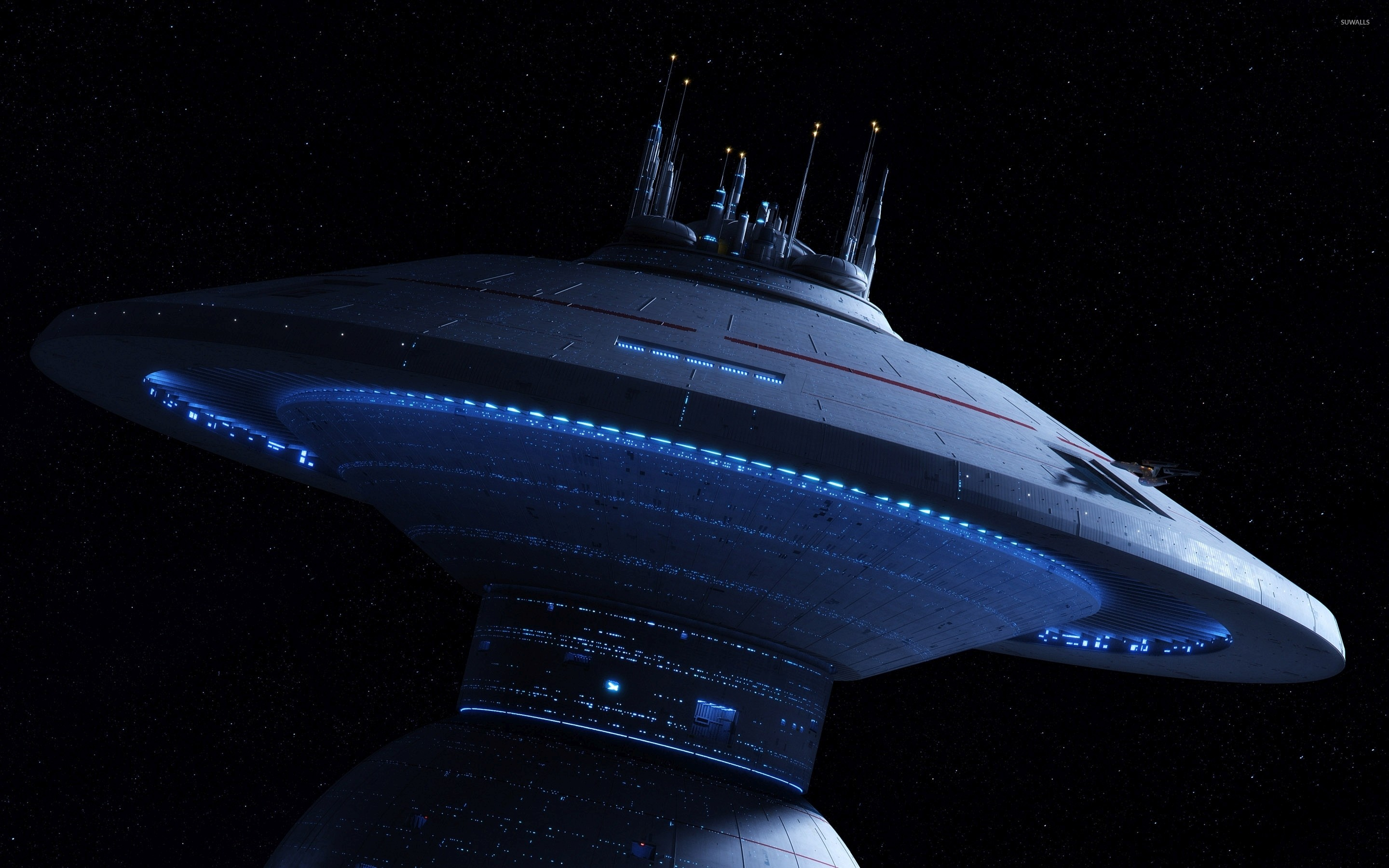 2880x1800 Spacedock - Star Trek wallpaper  jpg