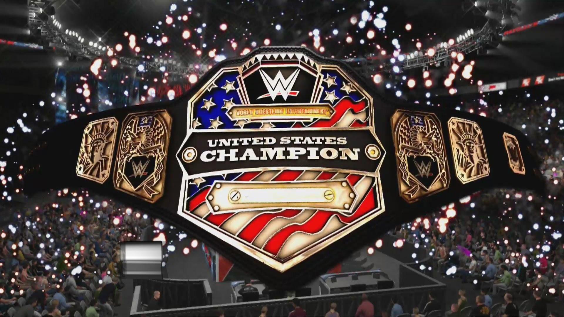 1920x1080 WWE Payback 2016 Predictions Kalisto vs Ryback WWE United States Championship(WWE 2K16)