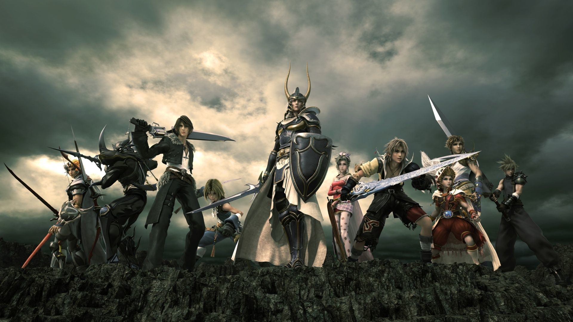 1920x1080 Final Fantasy HD  Wallpapers  Wallpapers Pictures