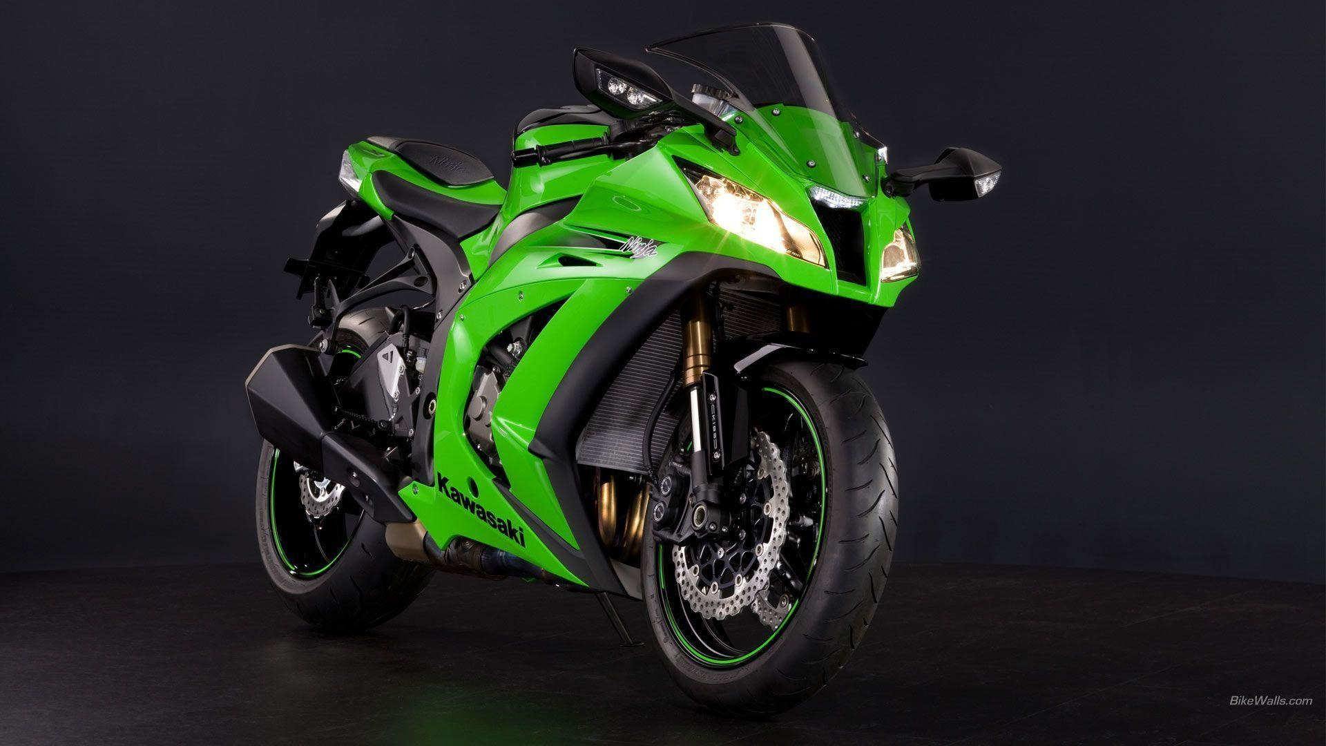 Kawasaki Ninja Wallpaper 1920x1080