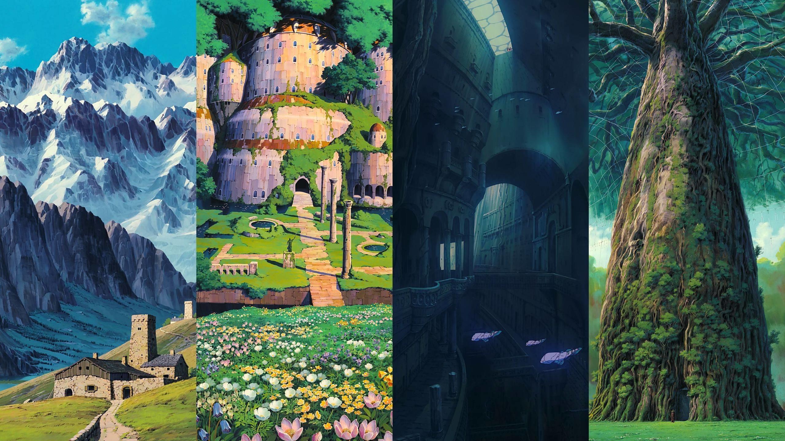 Studio Ghibli Wallpaper (66+ Images