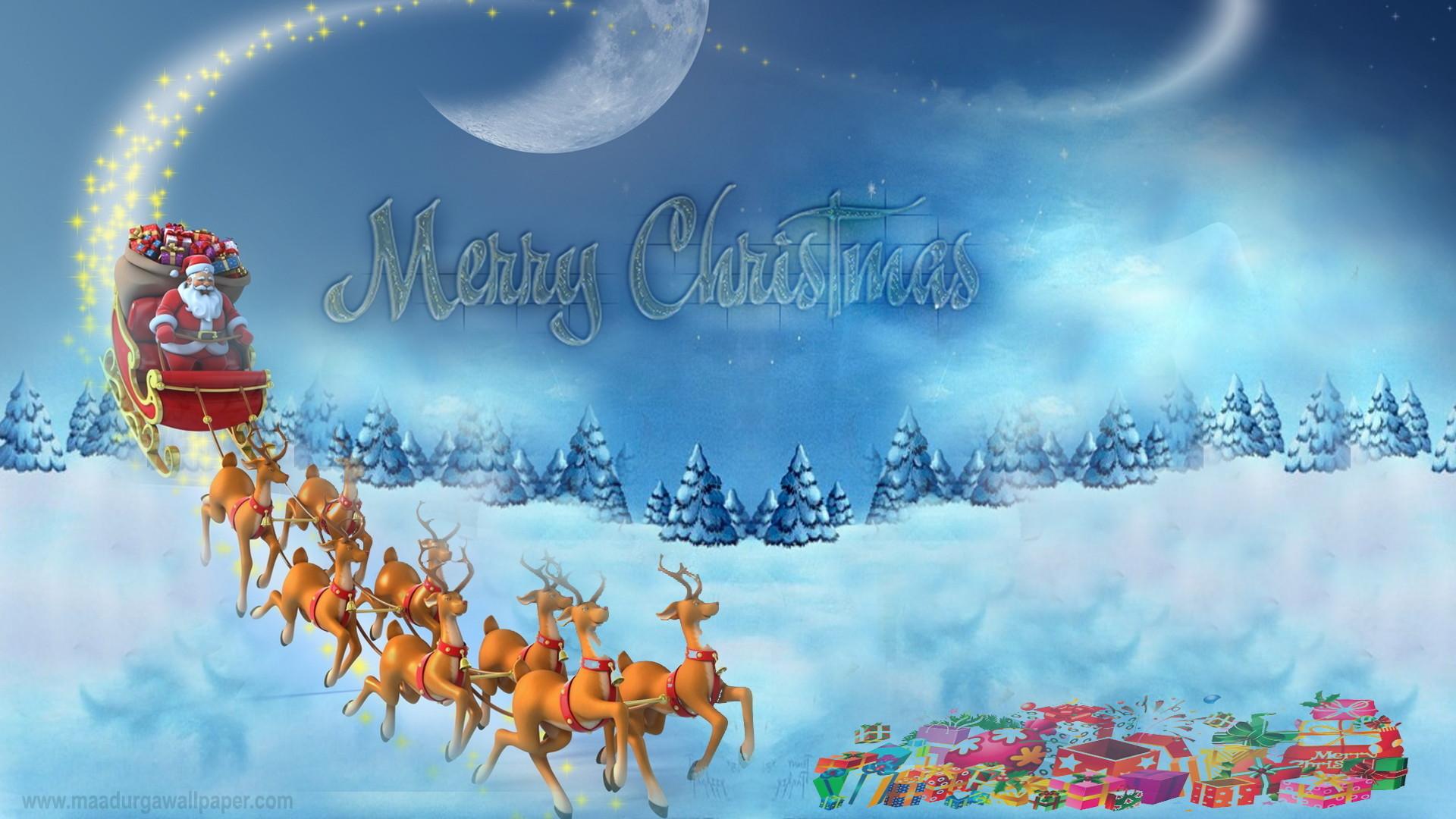 Christmas Wallpaper and Screensavers (60+ images)