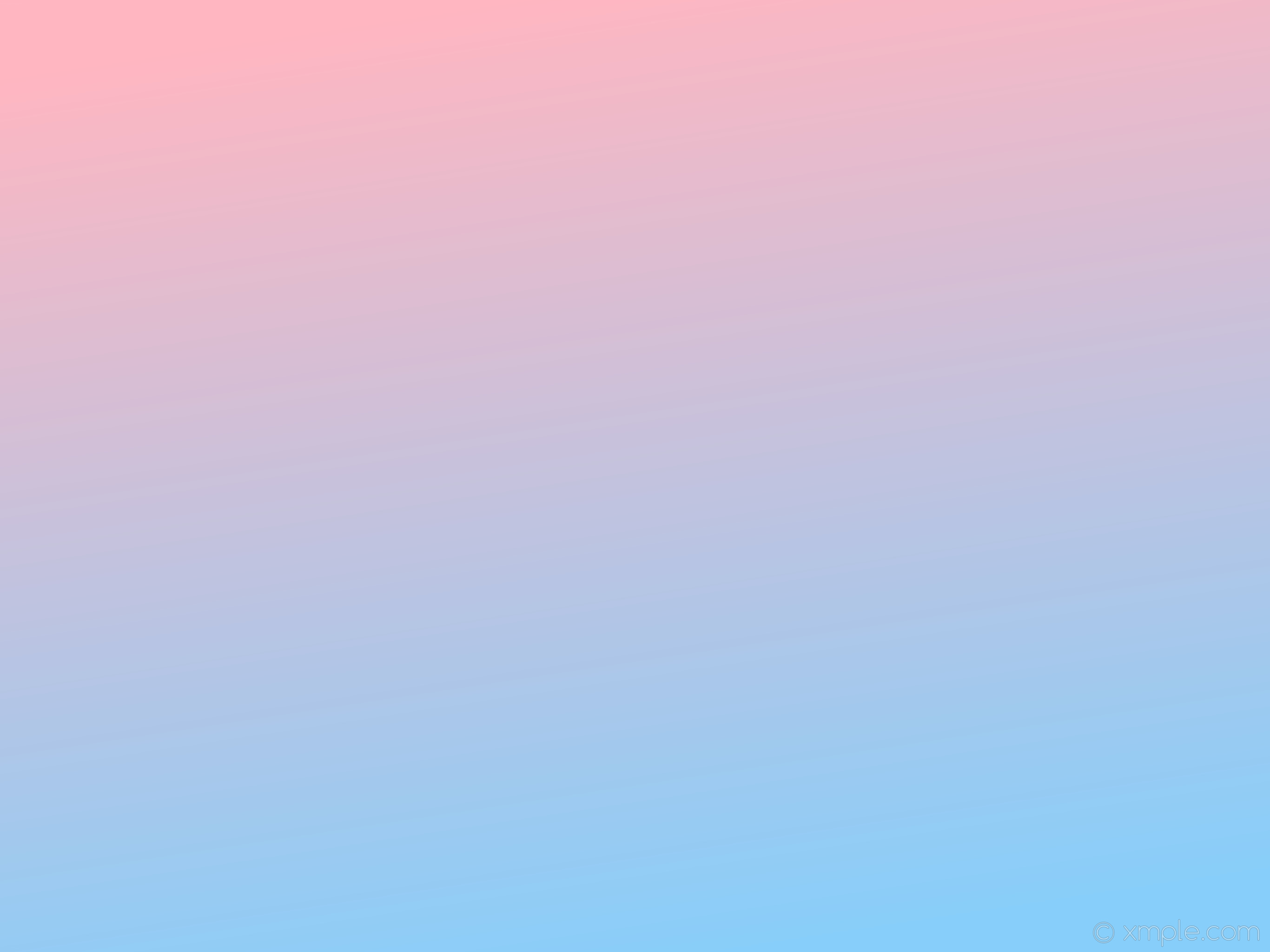 Light Blue And Pink Wallpaper (71+ Images