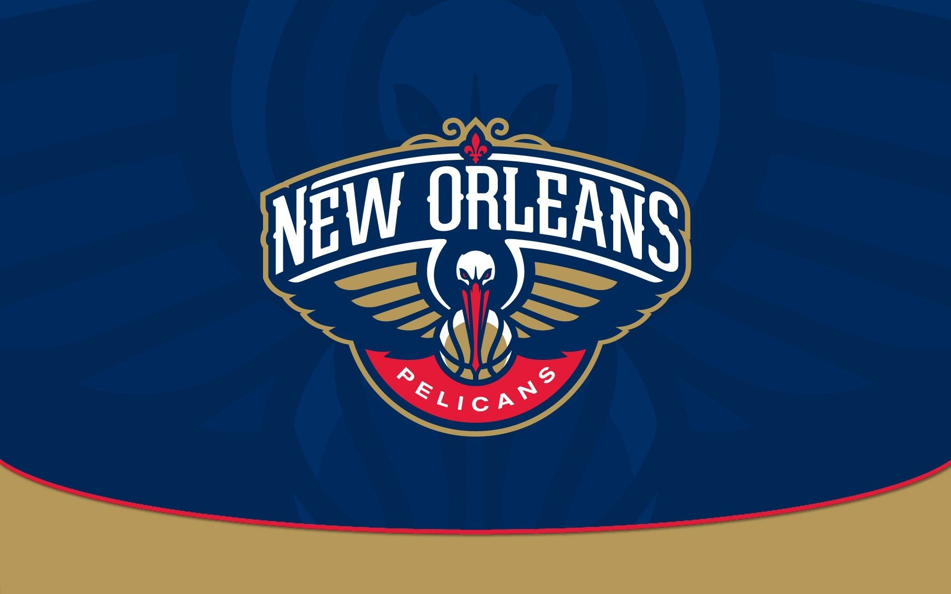 1920x1200 NBA Basketball New Orleans Pelicans Sports