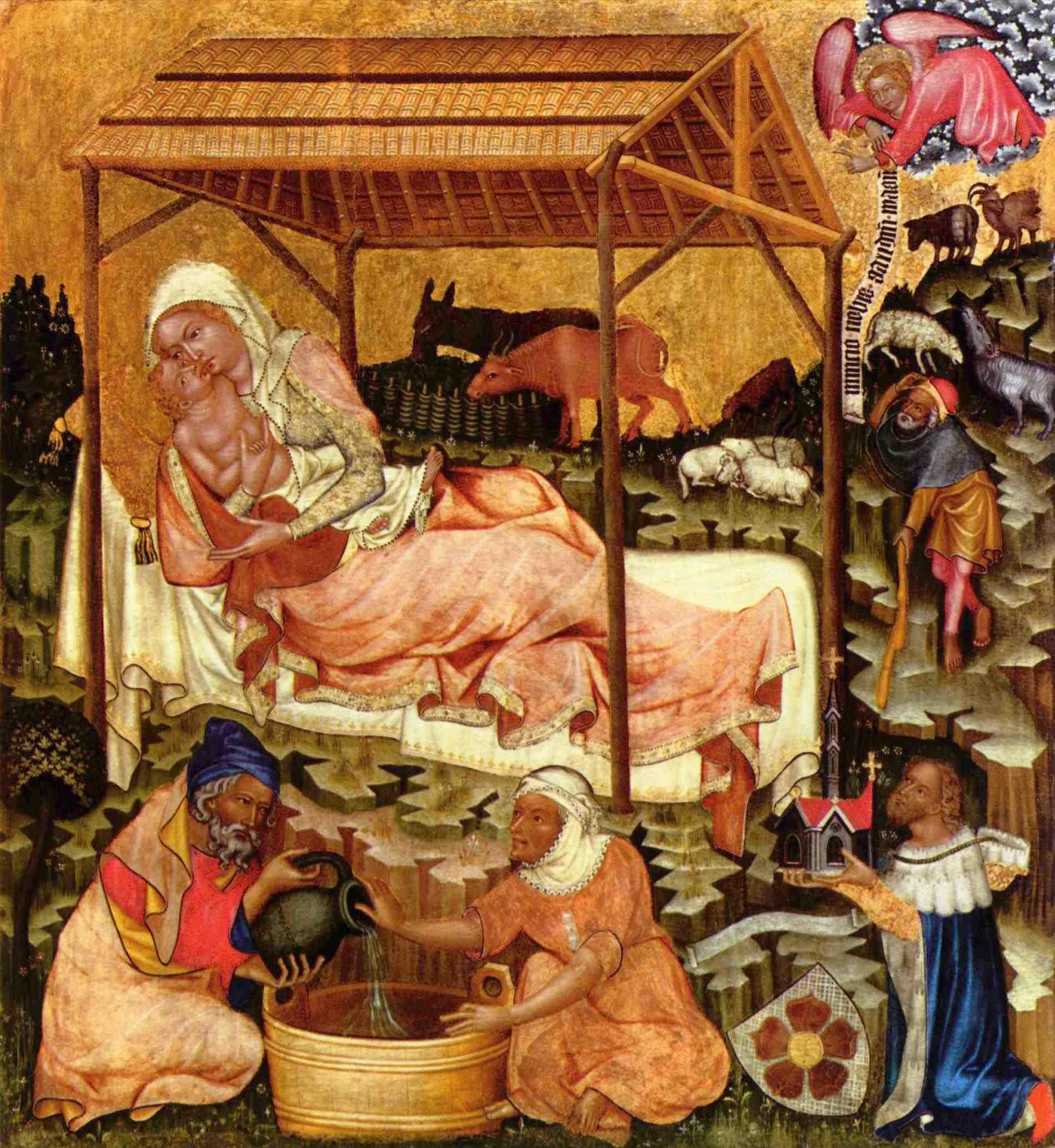 nativity scene wallpaper  44  images