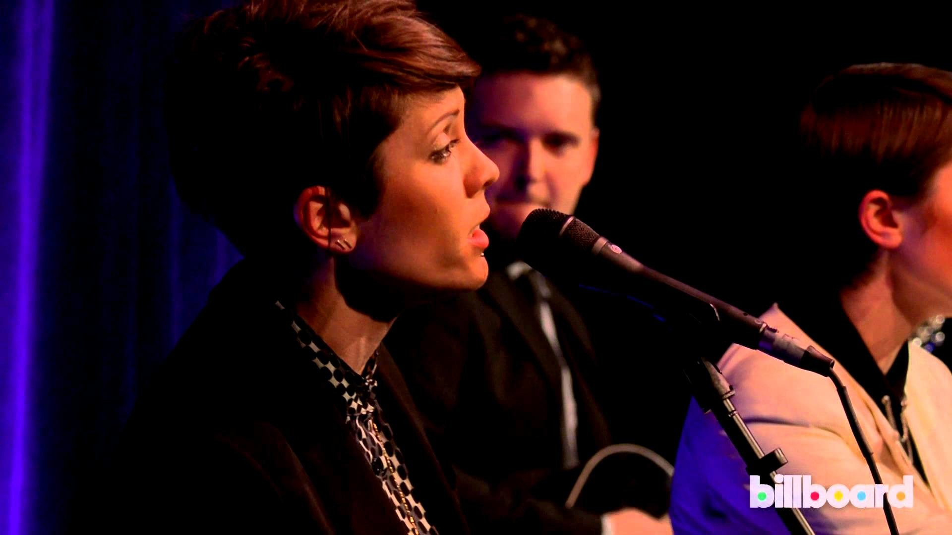 "1920x1080 Tegan & Sara perform ""Just Like a Pill"" Live for P!nk at Billboard Women In  Music 2013 - YouTube"