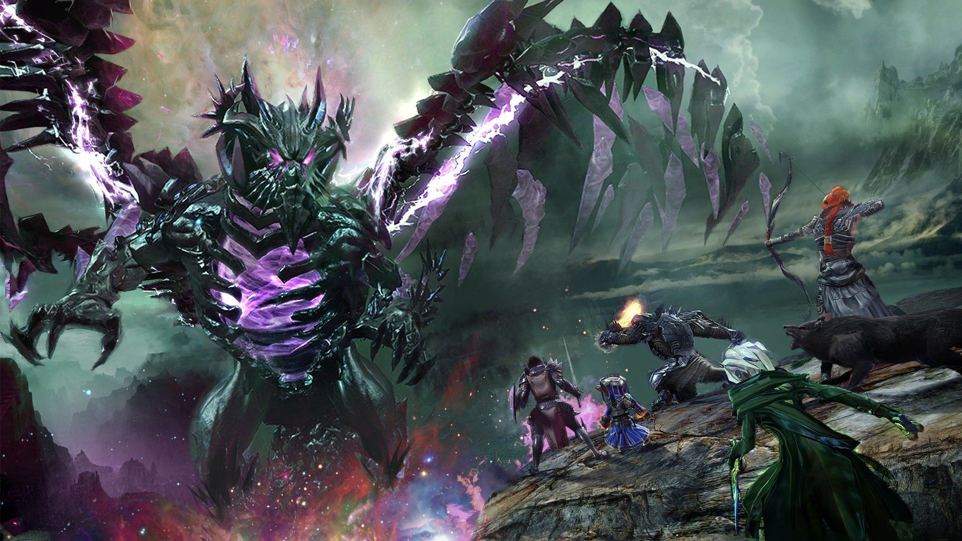 Guild Wars 2 Game Writers Fired Over Tweets | Screen Rant