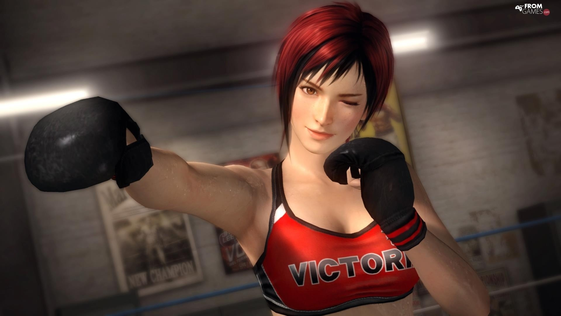 1920x1080 Backgrounds . Mila, Dead Or Alive 5
