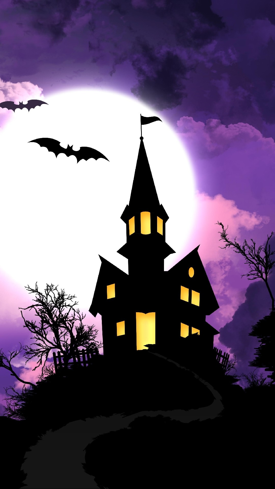 Scary Halloween Wallpapers And Screensavers (58+ Images