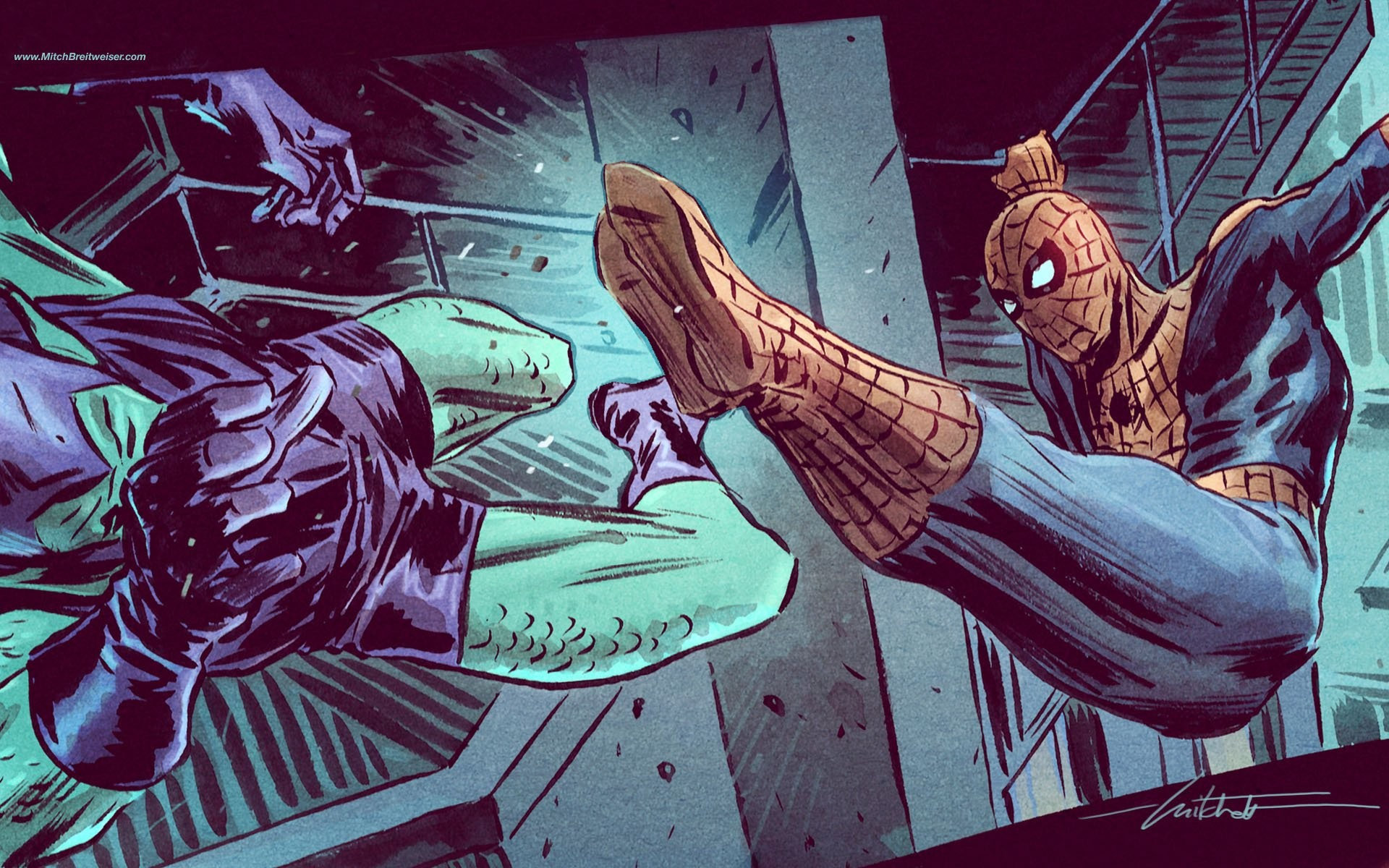 Green Goblin Wallpapers 73 Images