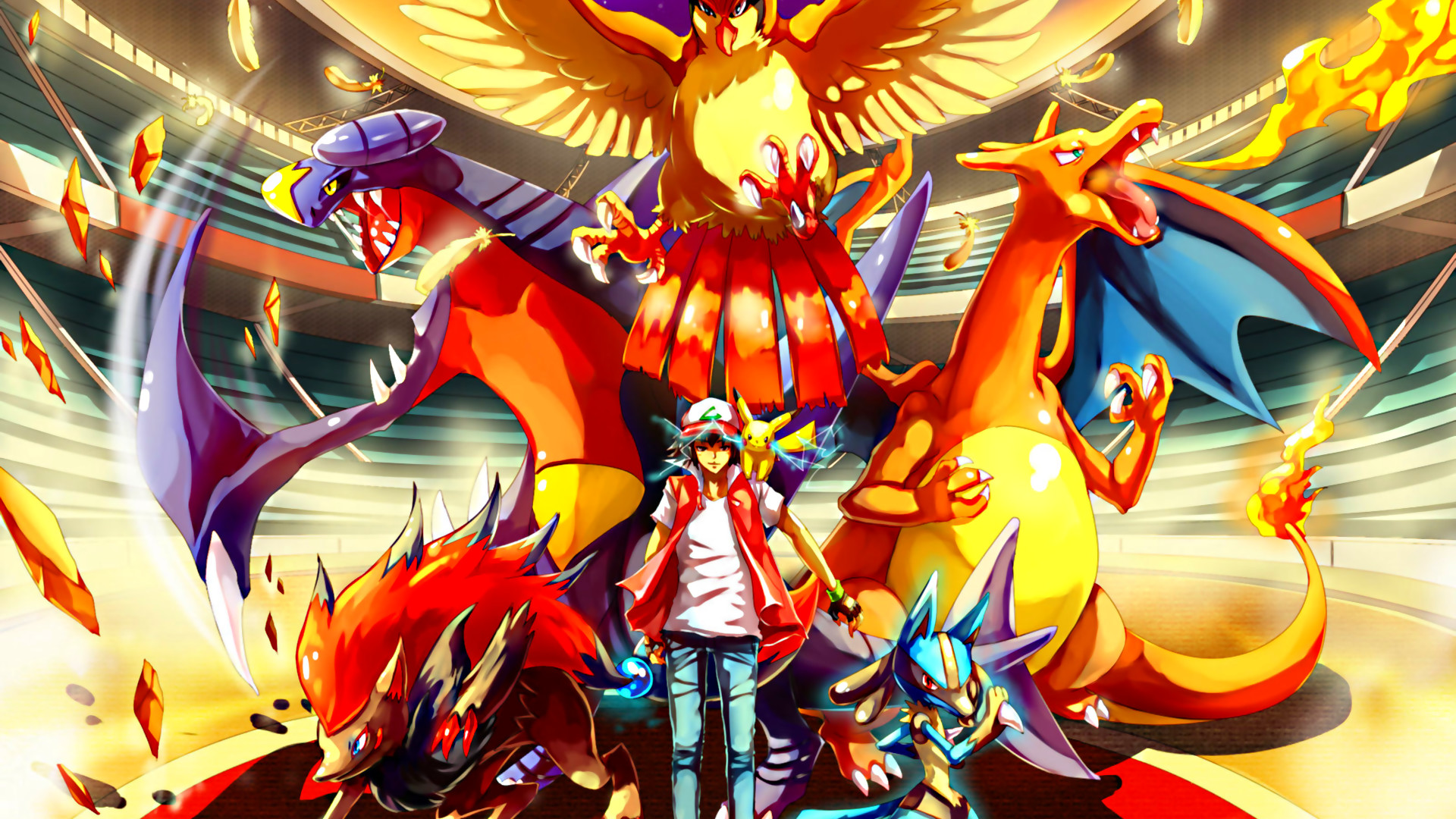 1920x1080 Pokemon Omega Ruby and Alpha Sapphire Launch November 2014 Junkie