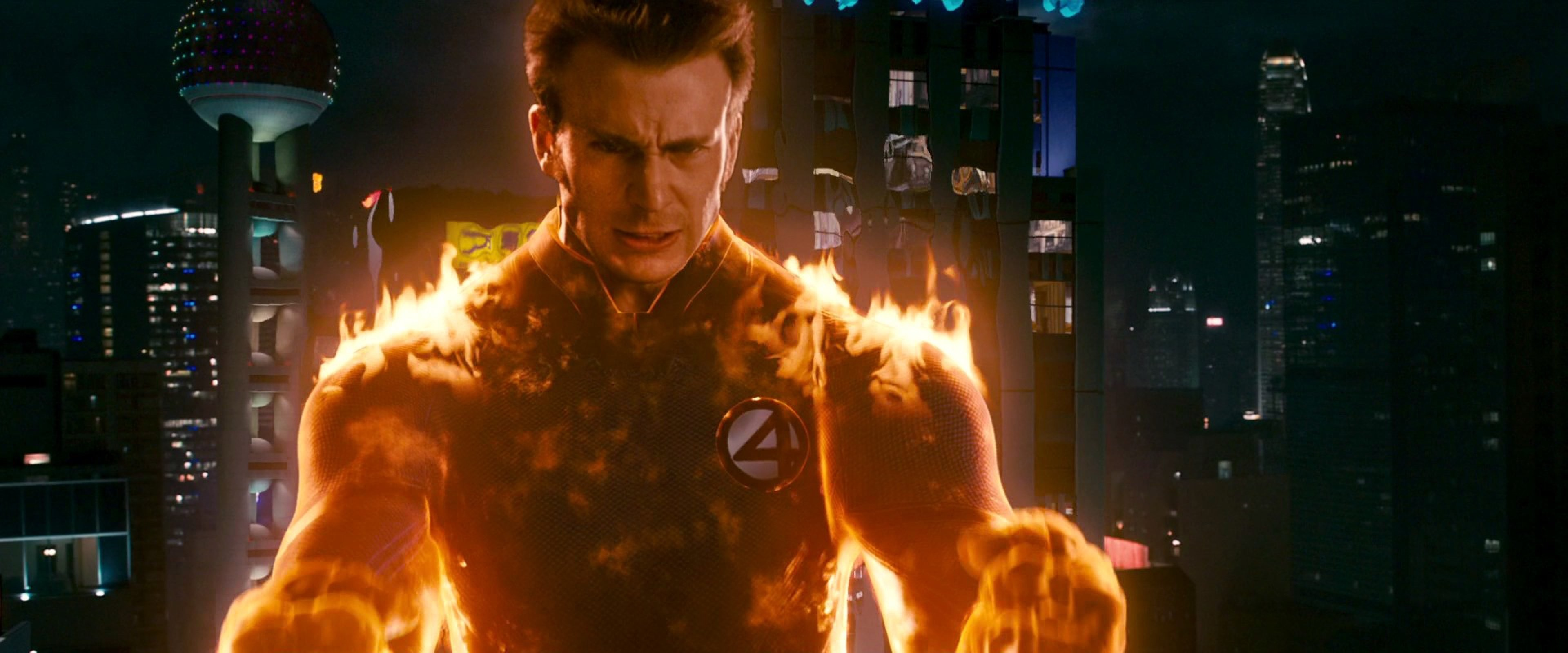 Human Torch Wallpaper (70+ images)