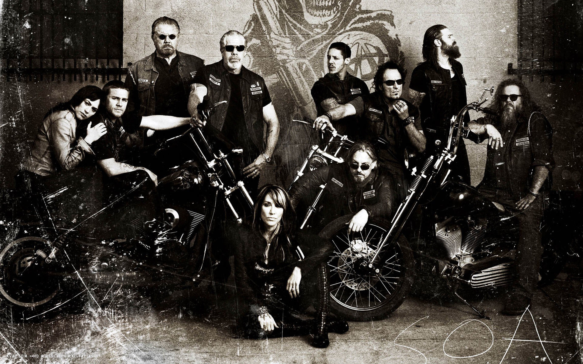 1920x1200 Sons of Anarchy