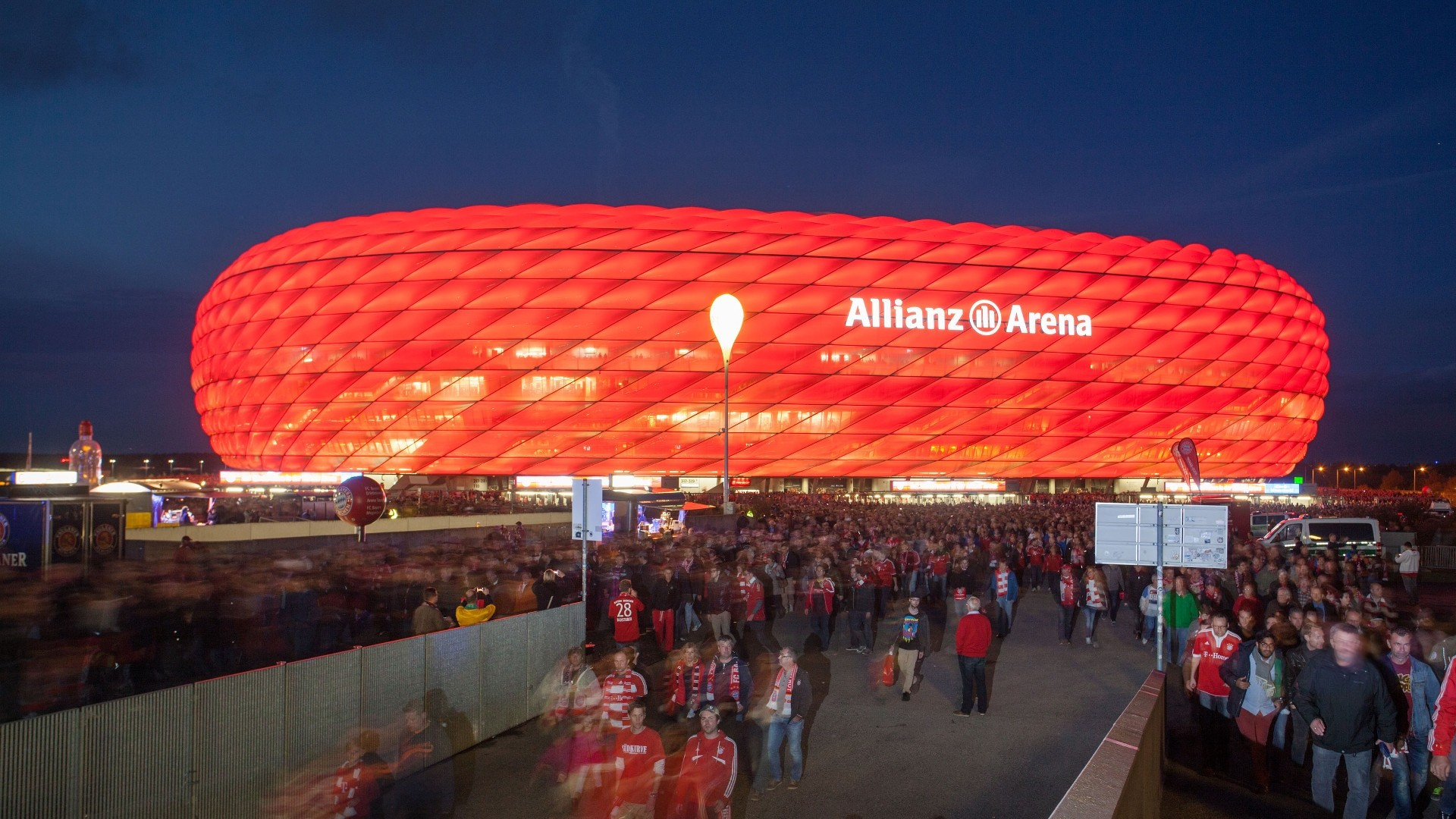 Allianz Arena Wallpapers (63+ Images