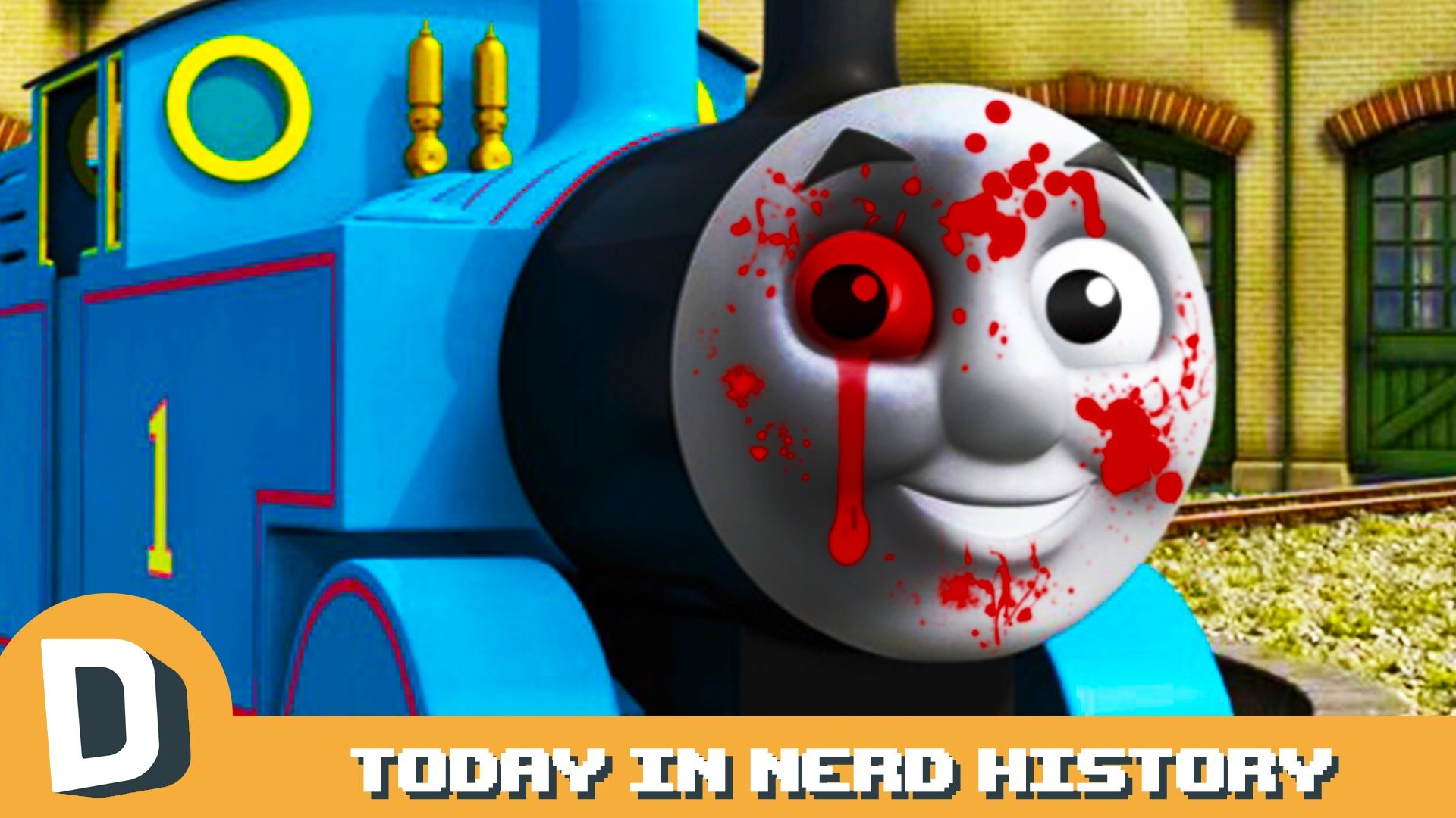 1920x1080 5 Creepy Thomas the Tank Engine Episodes Worse than any Horror Movie -  Dorkly Video