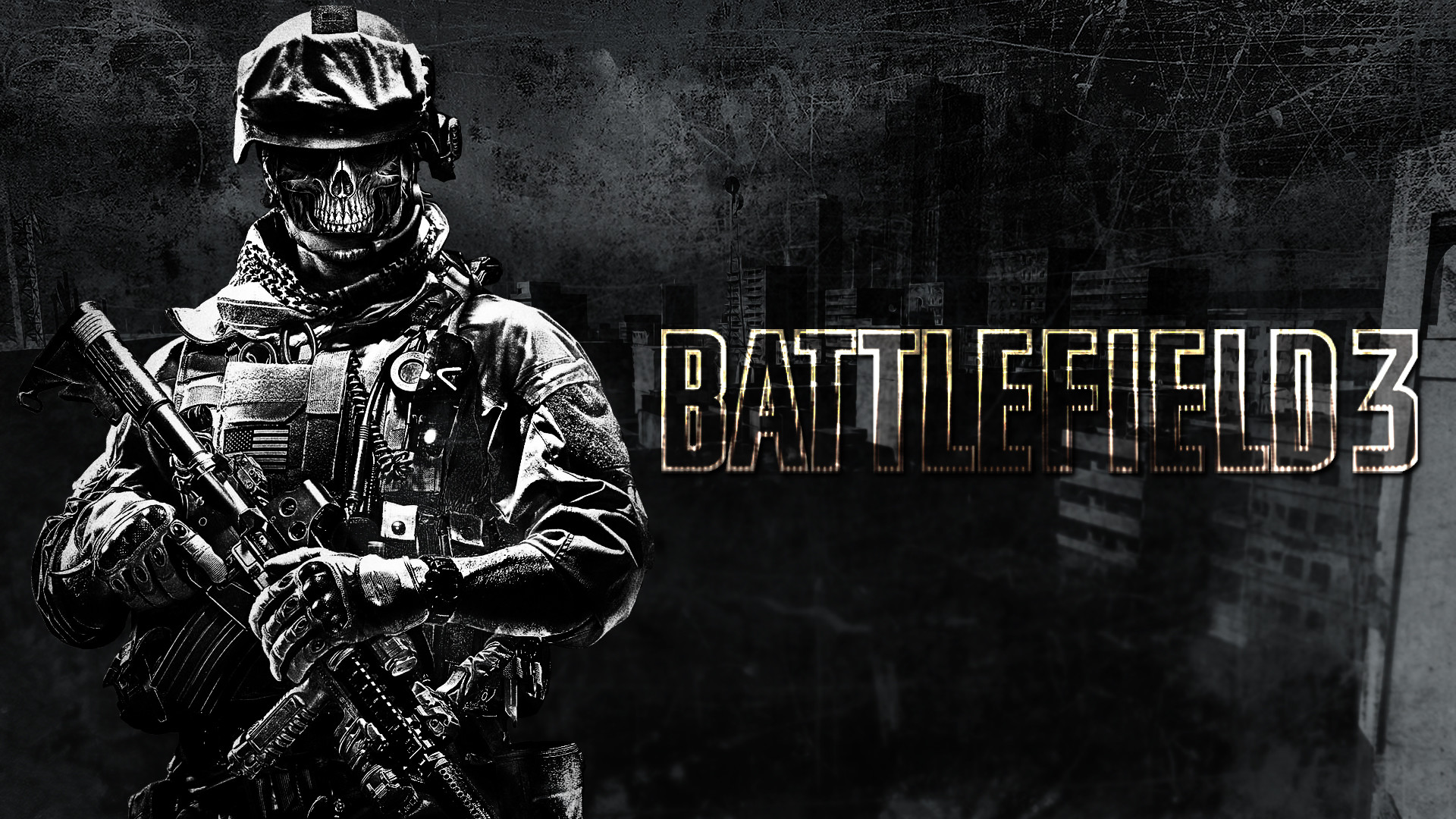 1920x1080 Battlefield 3 Sniper Wallpaper Iphone