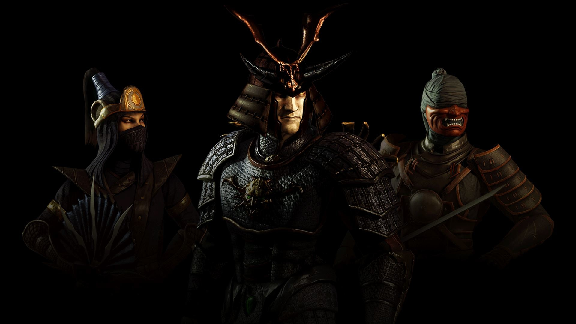 1920x1080 Xbox One download size for the Samurai Pack DLC in Mortal Kombat X