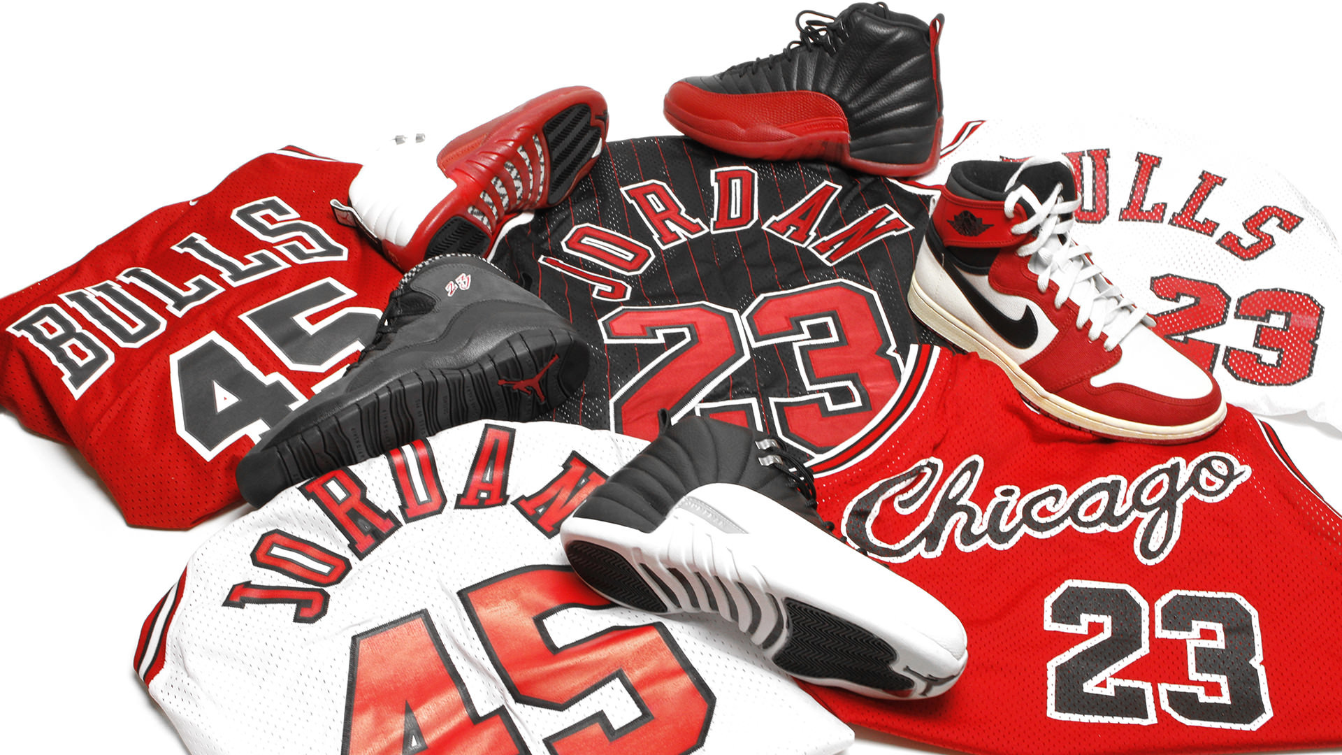 1920x1080 Michael Jordan Wallpaper Shoes AA