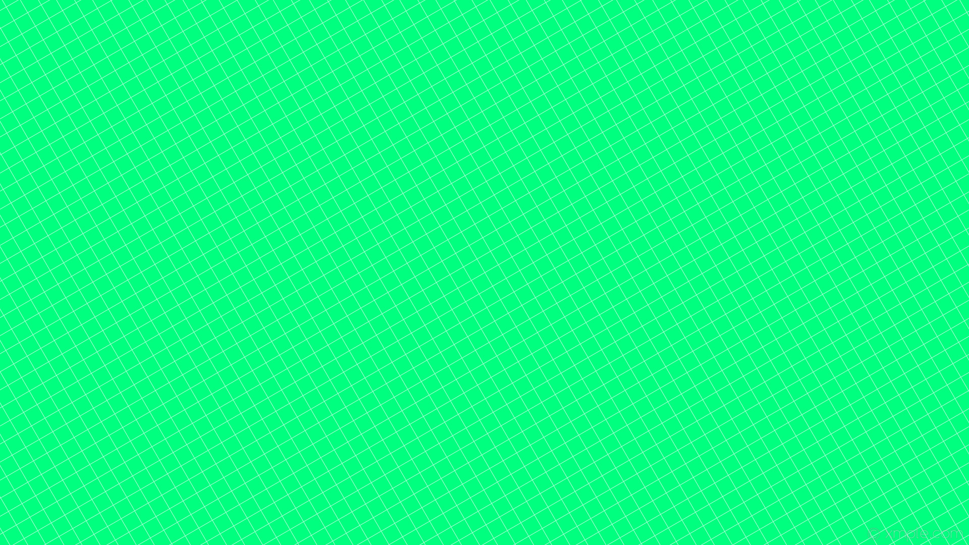 1920x1080 wallpaper green graph paper grid white spring green mint cream #00ff7f  #f5fffa 30°