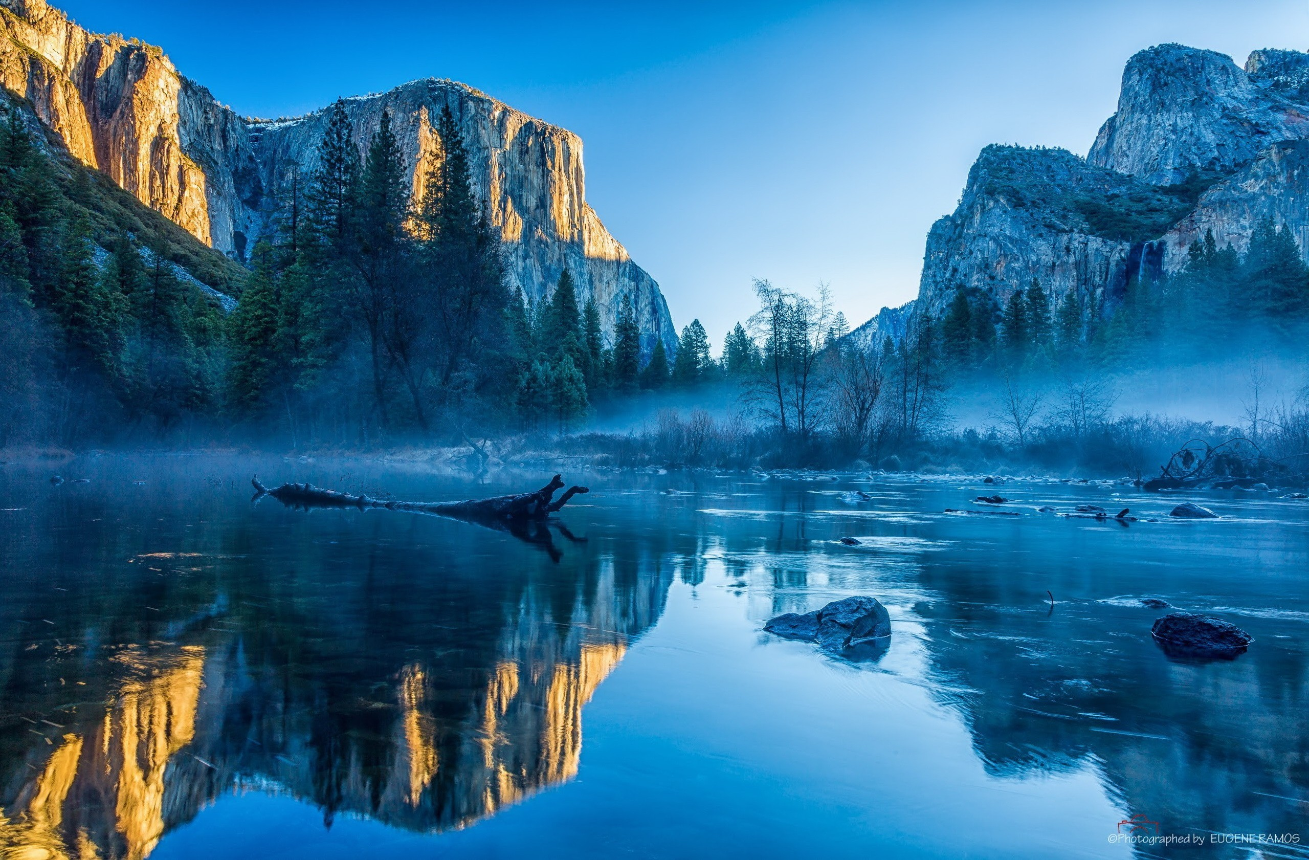 2559x1681 Yosemite 3 Nature HD Wallpaper