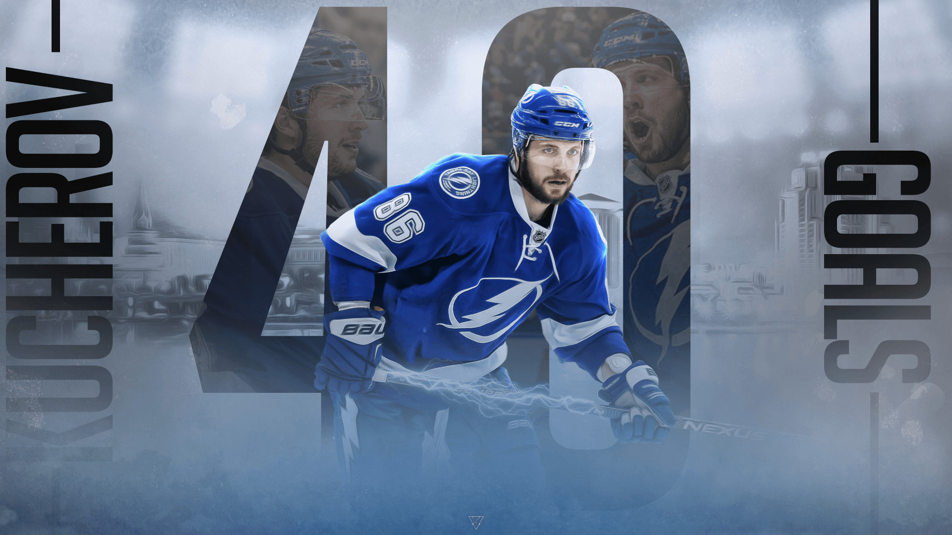 "1920x1080 Thank you Tampa Bay Lightning"" wallpaper download - Raw Charge"