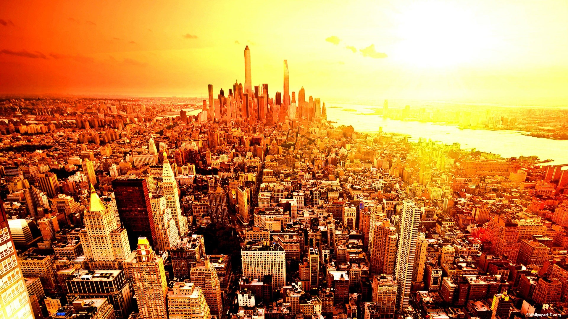 New York Skyline Wallpaper 58 Images