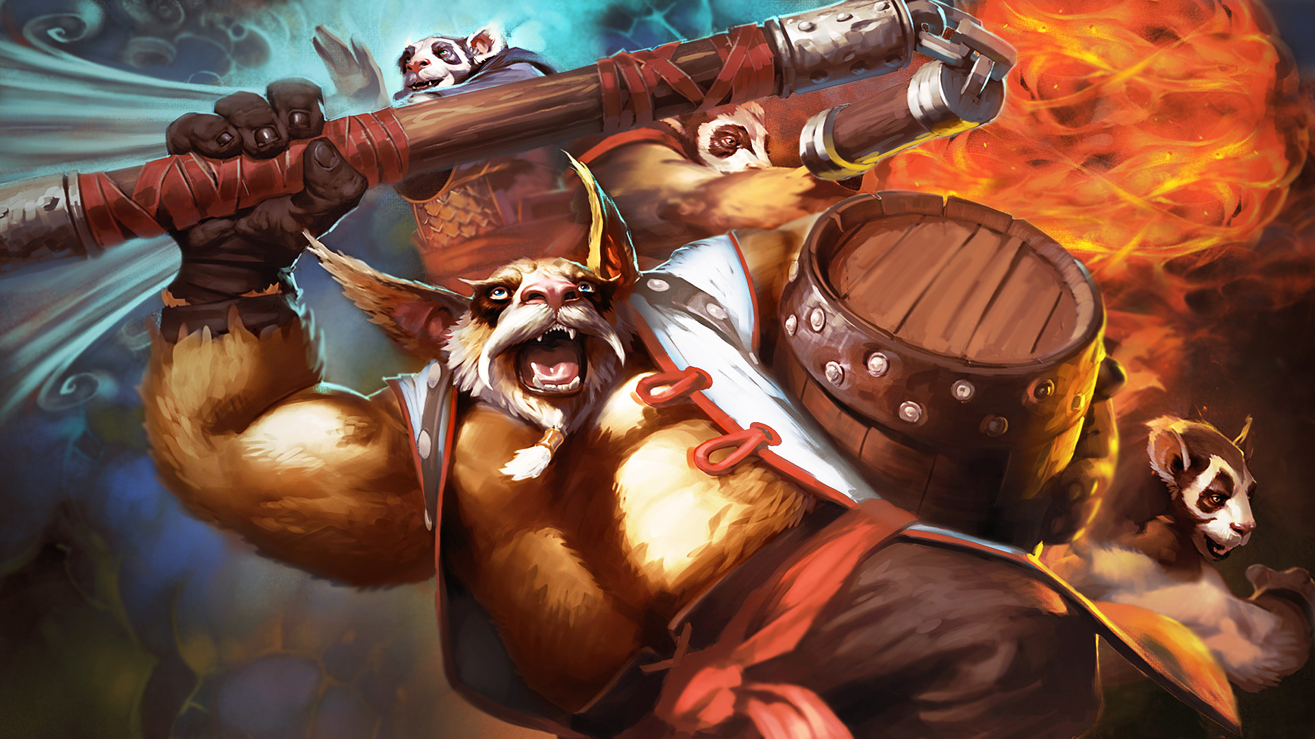 1920x1080 Brewmaster Wallpapers Dota 2 HD Wallpapers #3
