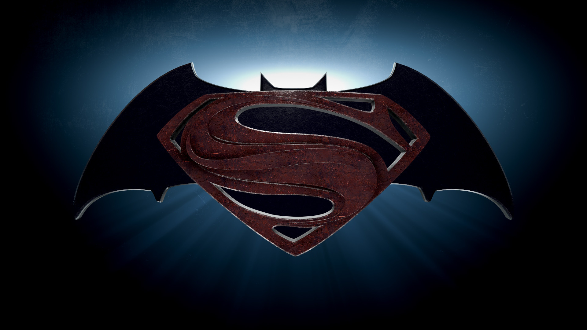 1920x1080 Batman v Superman 2015 Movie Logo HD Wallpaper - Stylish HD Wallpapers