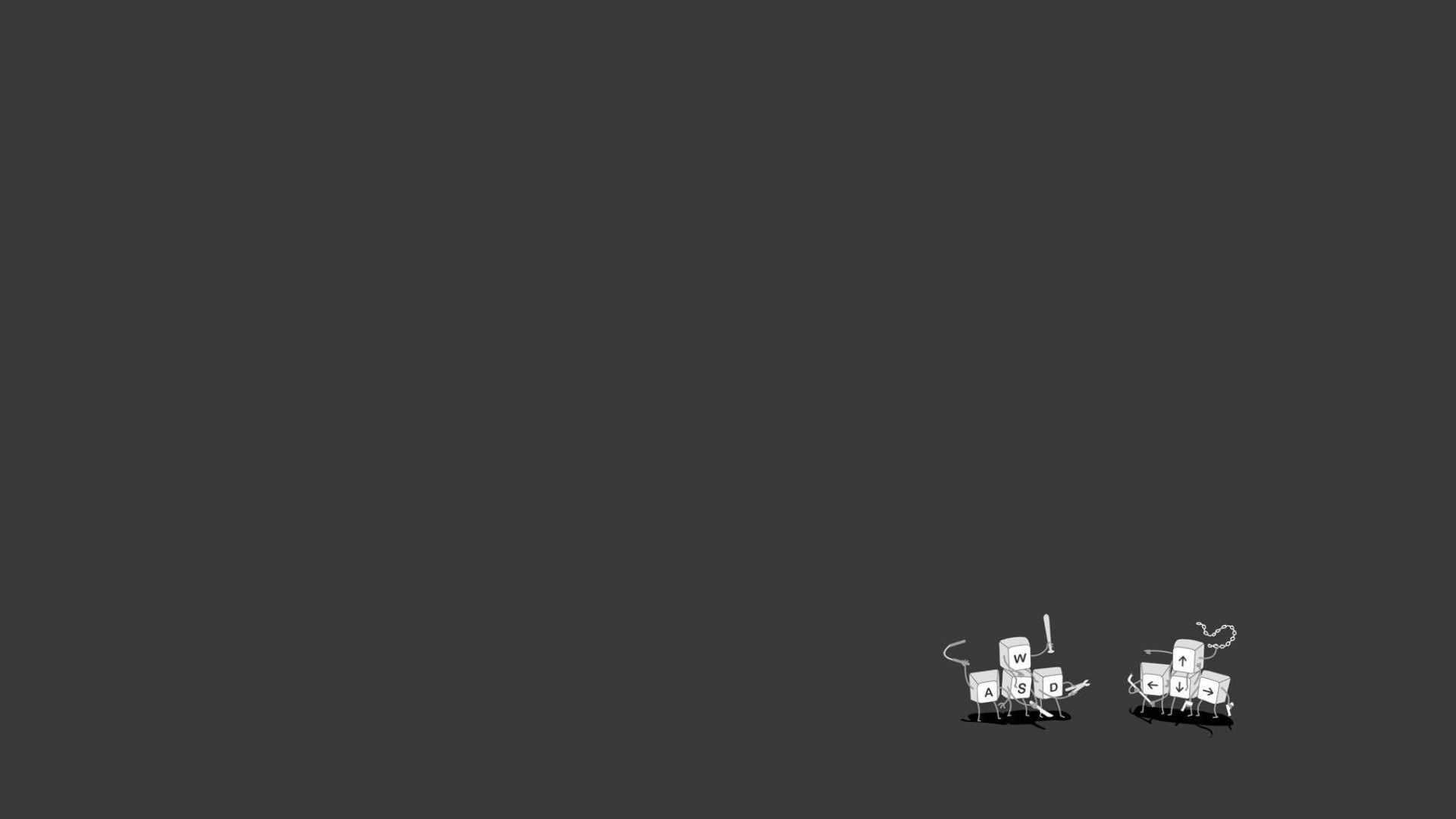 1920x1080 minimalistic, computers, hd images, mobile, simple,drawing hq, blue, funny,  simplistic Wallpaper HD