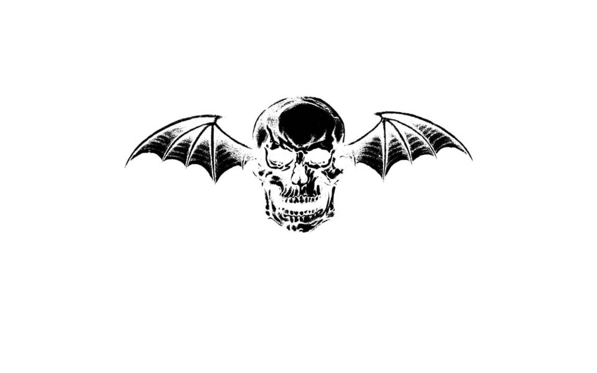 1920x1200 avenged sevenfold deathbat by mckee91 scraps avenged sevenfold new .