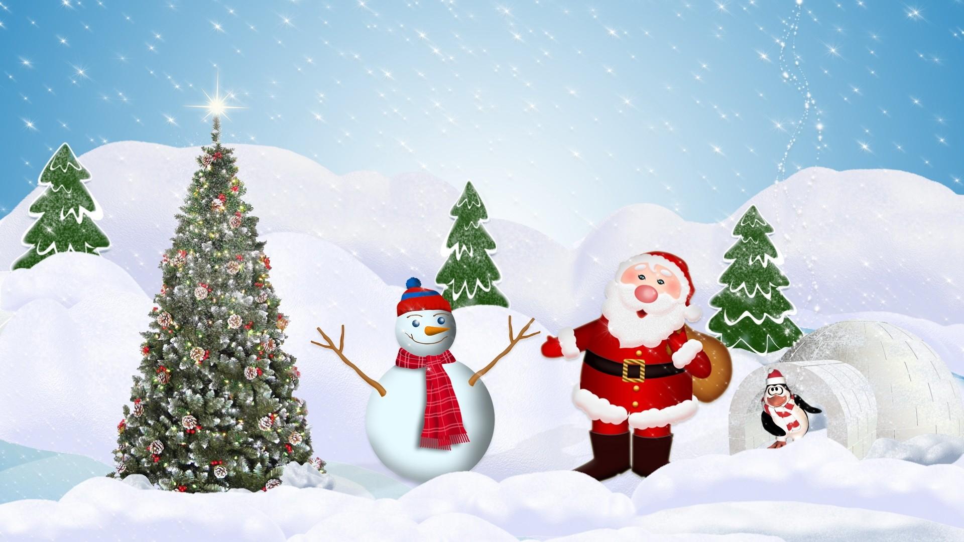 Santa Claus Wallpaper (68+ Images