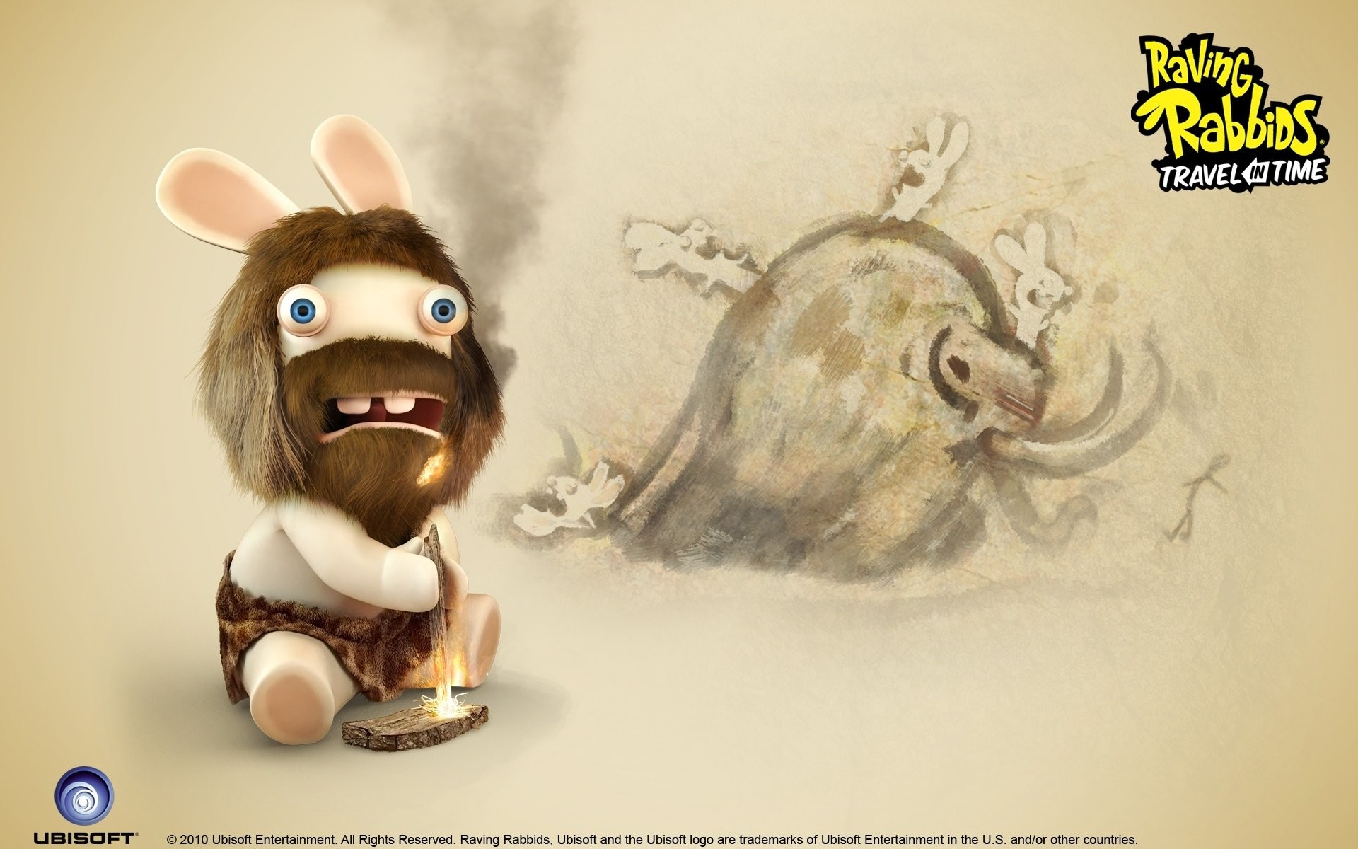1920x1200 Raving Rabbids: Travel In Time #22