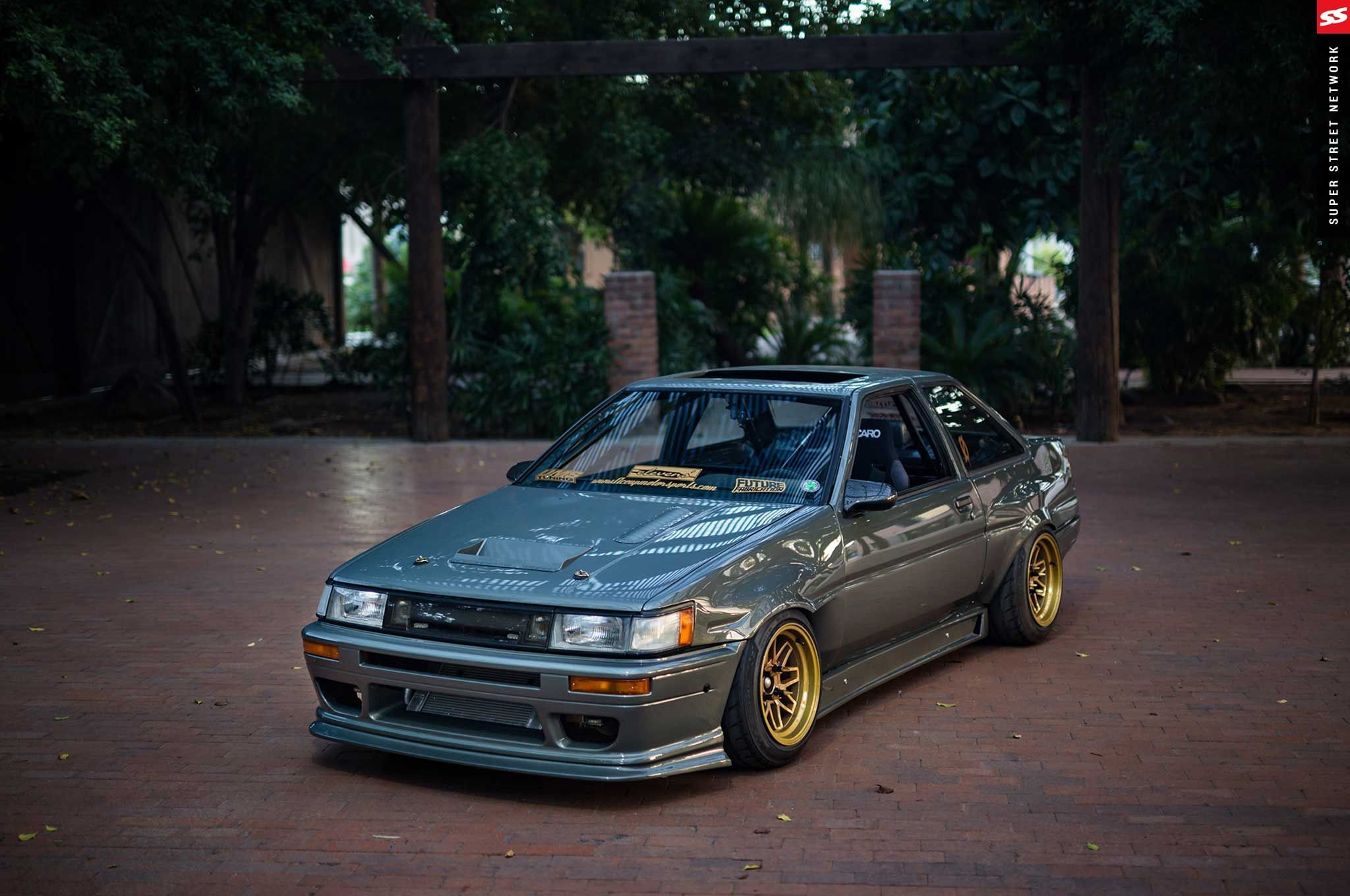 Toyota Ae86 Wallpapers 68 Images