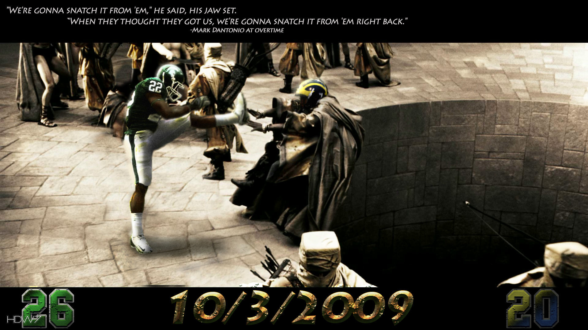 1920x1080 this is sparta michigan state spartans wallpaper