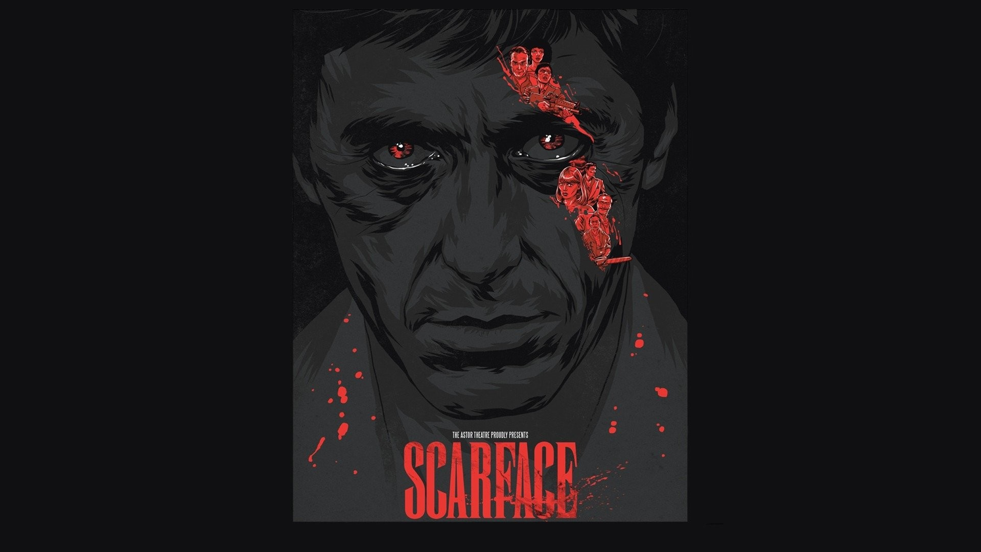 1920x1080 HD Wallpaper | Background ID:429843.  Movie Scarface