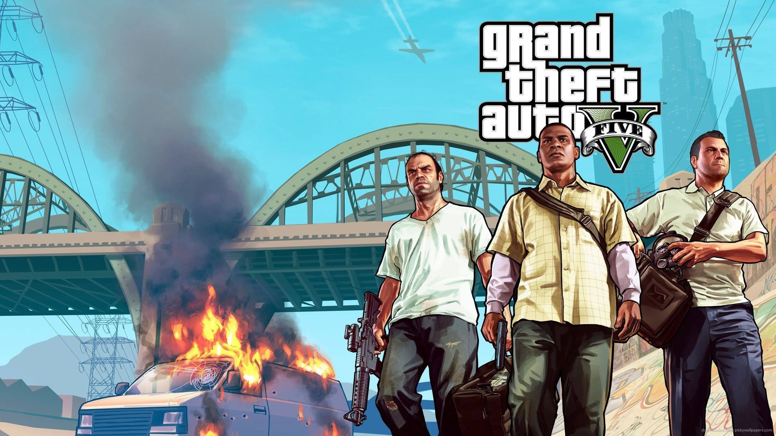 gta 5 wallpaper 2560x1440 (89+ images)