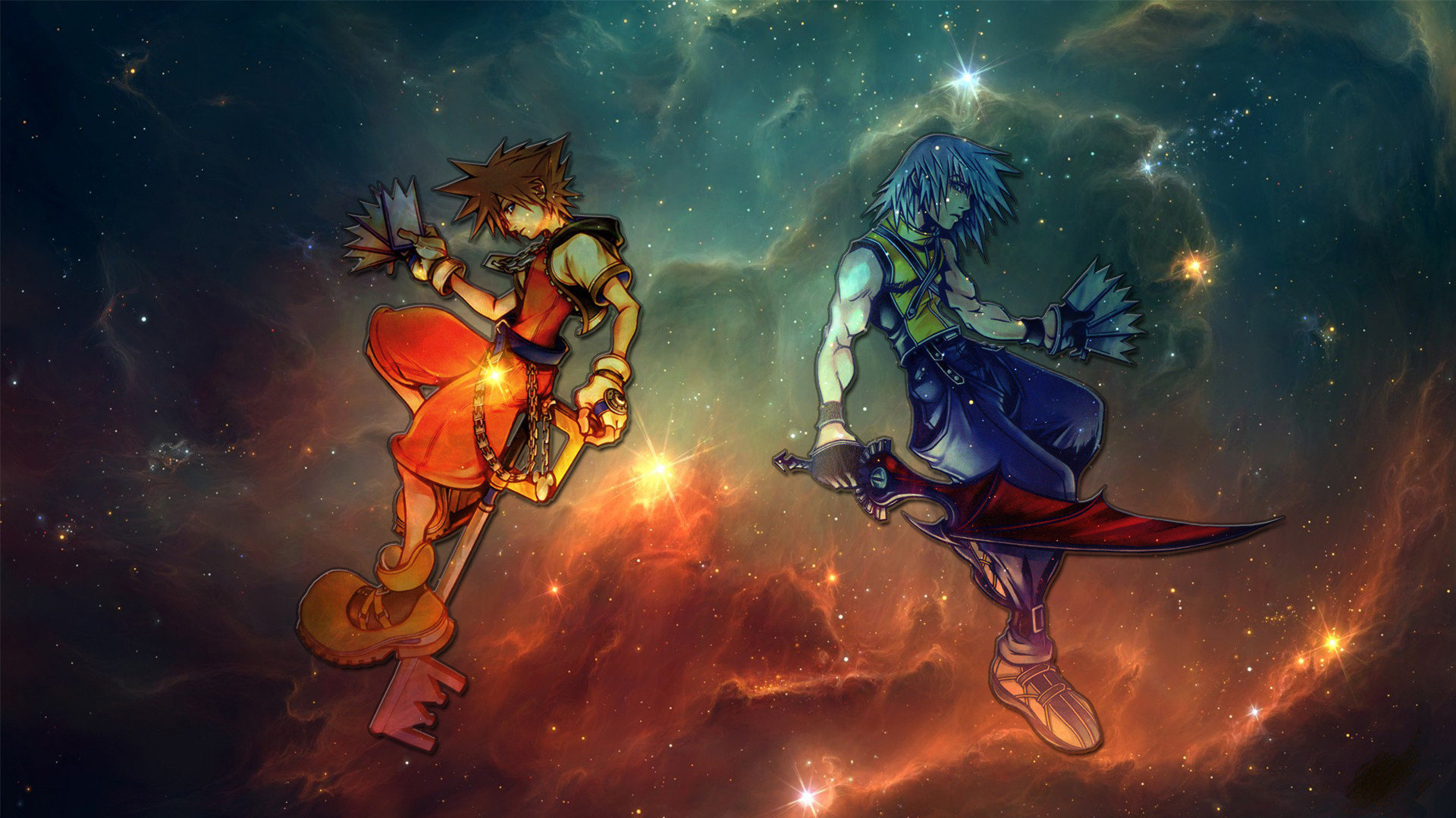 1920x1080 Kingdom Hearts Sora Wallpapers High Quality