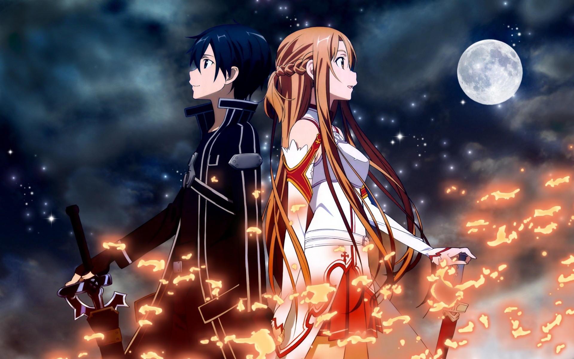 1920x1200 ... sword art online wallpaper hd wallpapersafari ...
