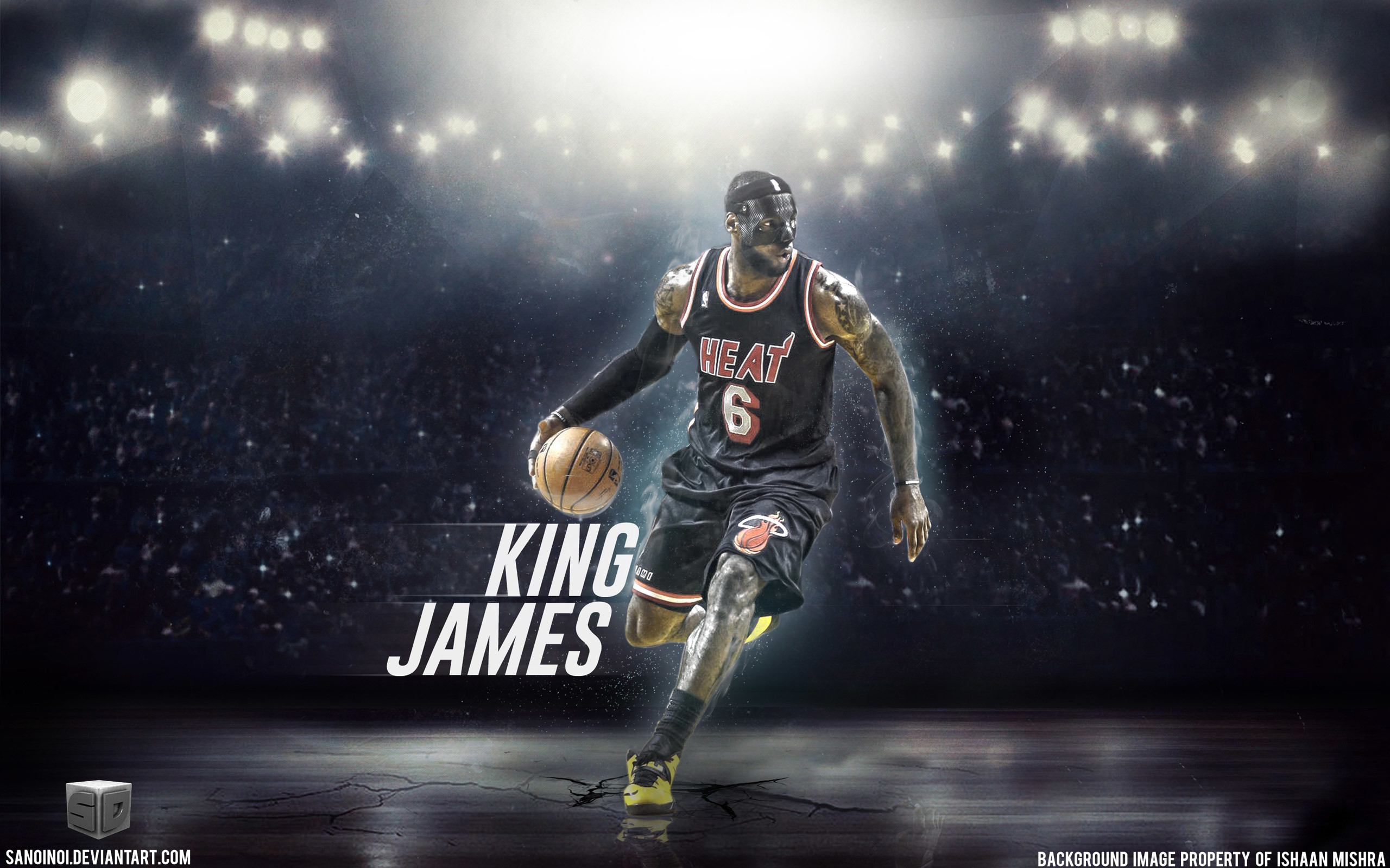 2560x1600 LeBron, James, Iphone, Wallpaper, Heat