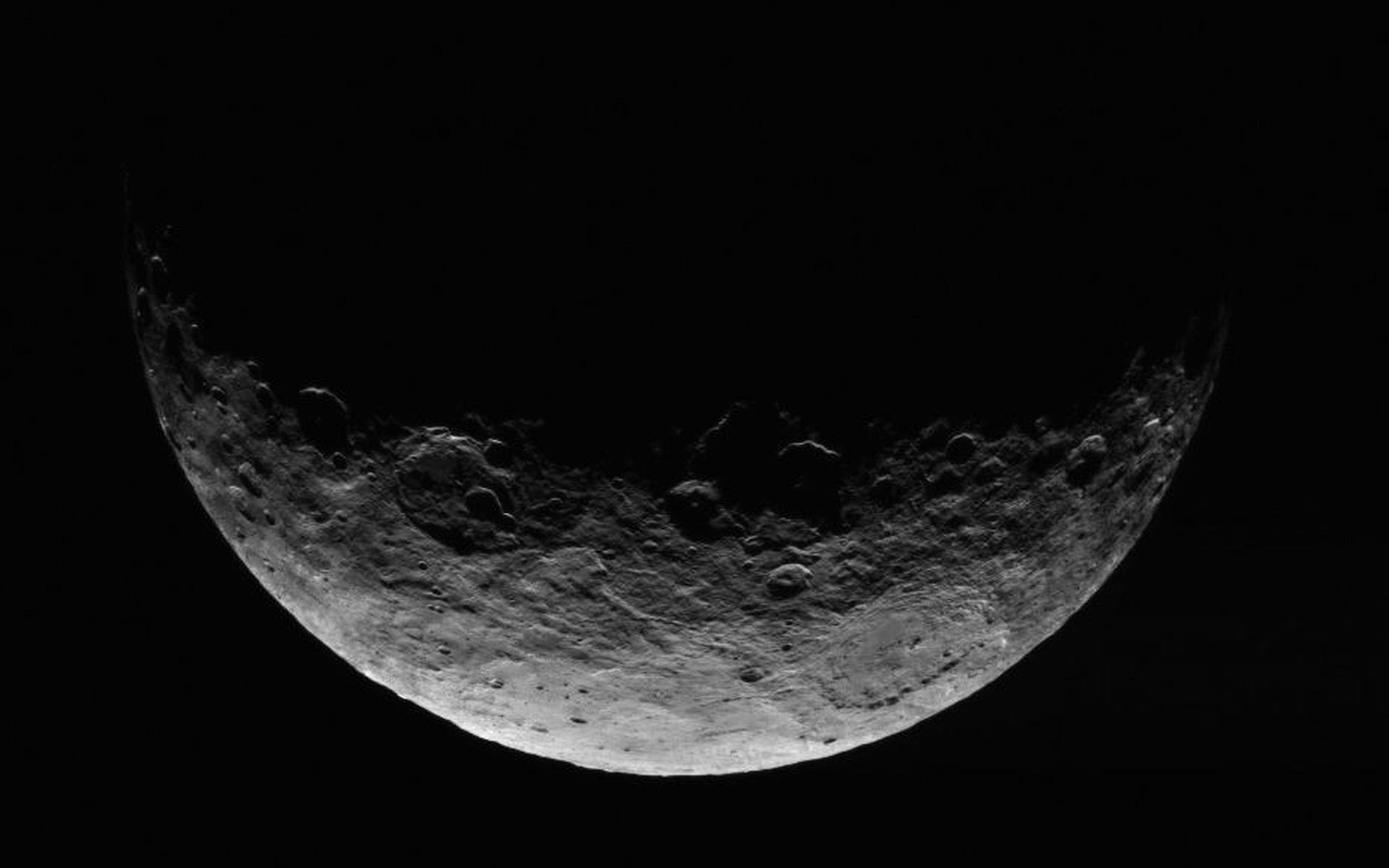 1920x1200 This image of Ceres is part of a sequence taken by NASA's Dawn spacecraft  April 24