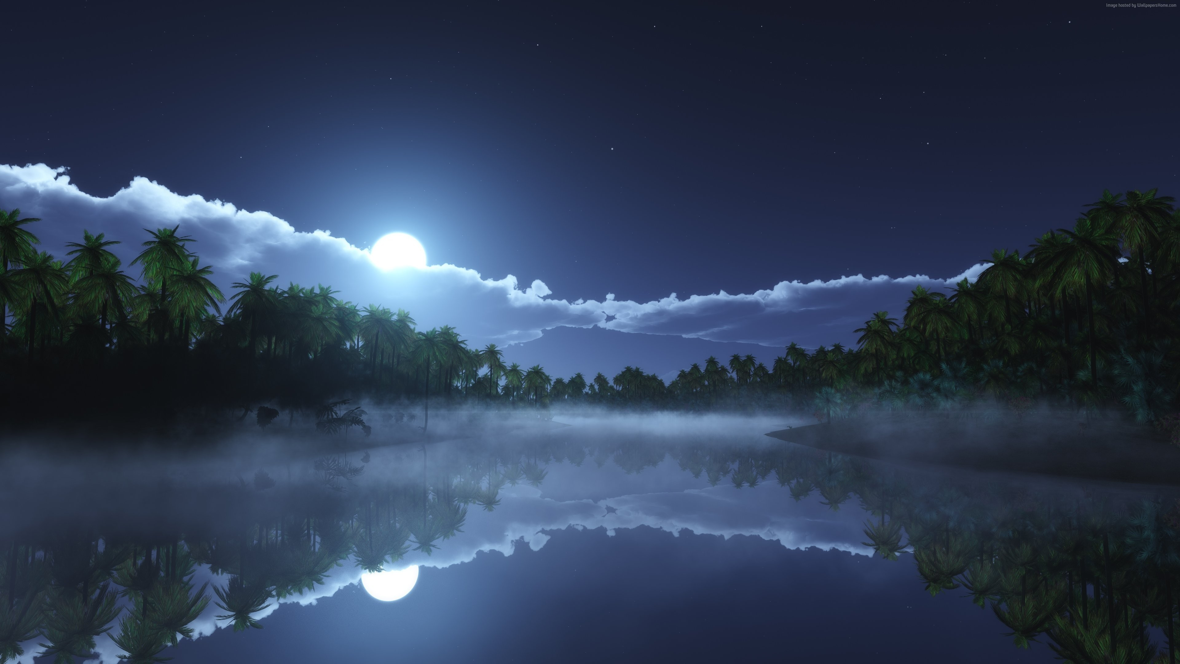 4k Wallpaper: 4K Night Sky Wallpaper (37+ Images